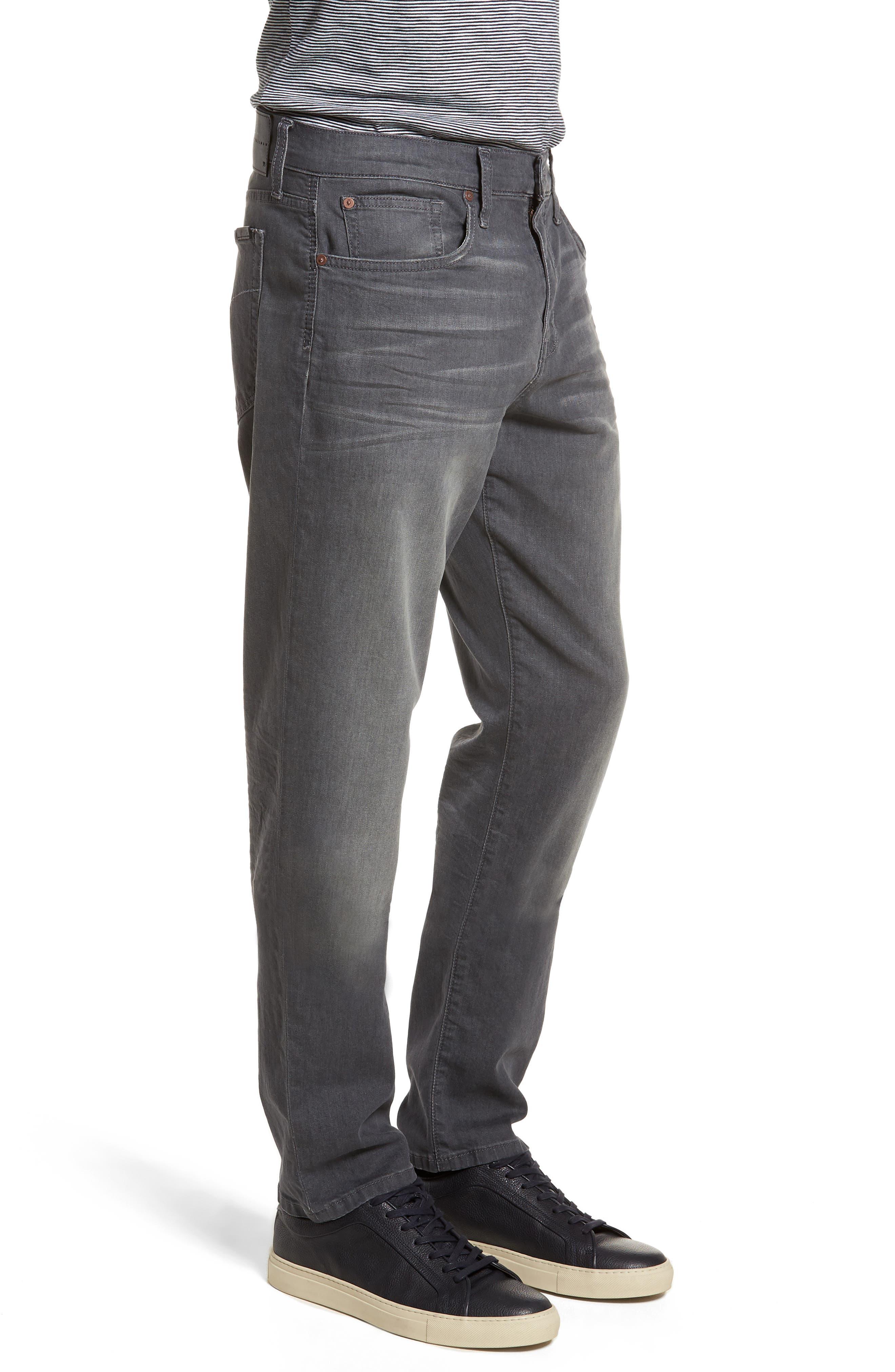 Folsom Athletic Slim Fit Jeans,                             Alternate thumbnail 3, color,                             Julian