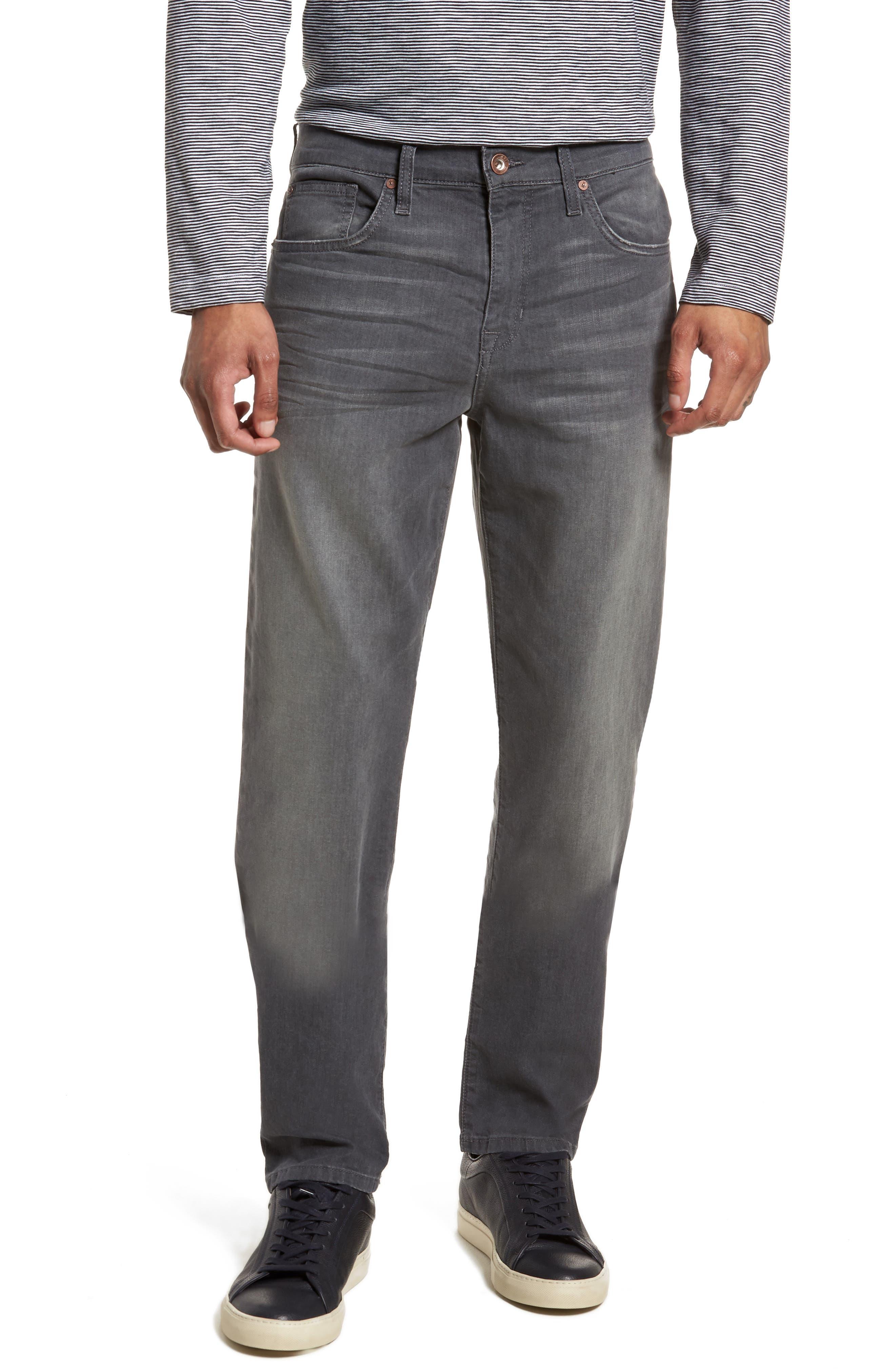 Folsom Athletic Slim Fit Jeans,                             Main thumbnail 1, color,                             Julian