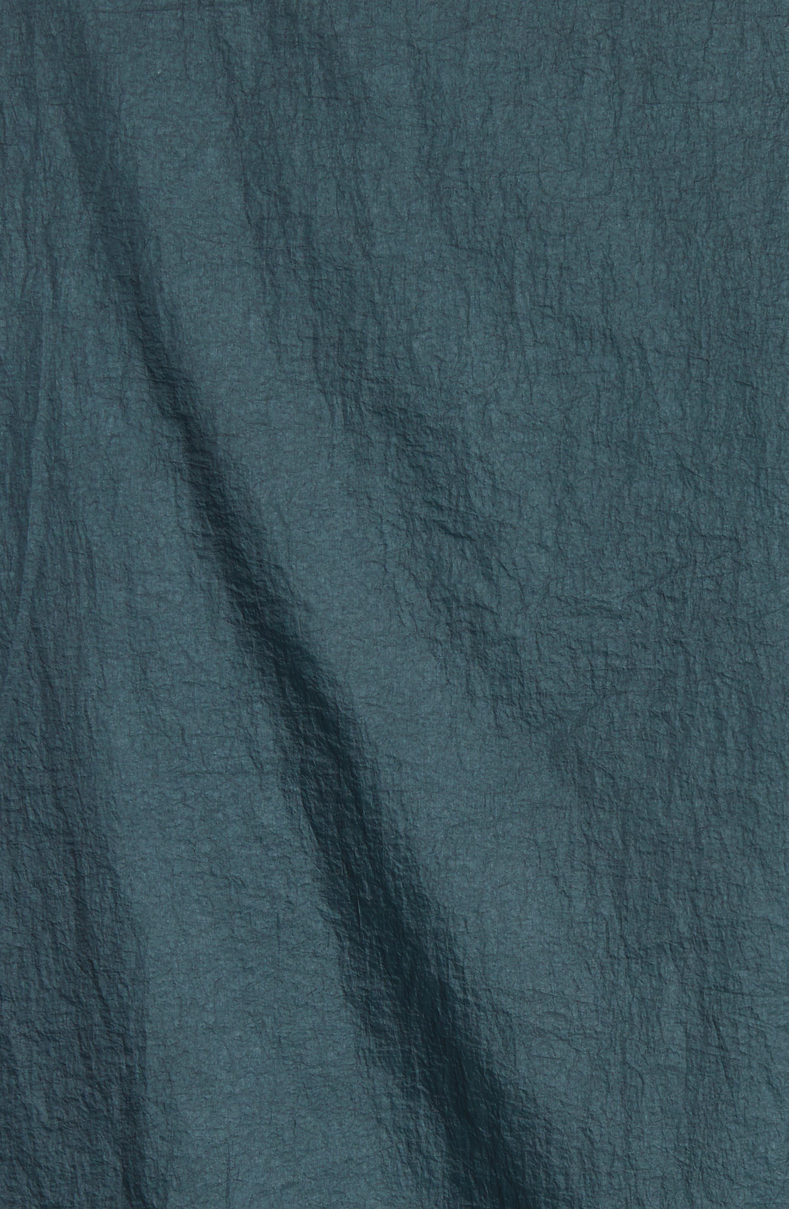 Nylon Jacket,                             Alternate thumbnail 5, color,                             Blue