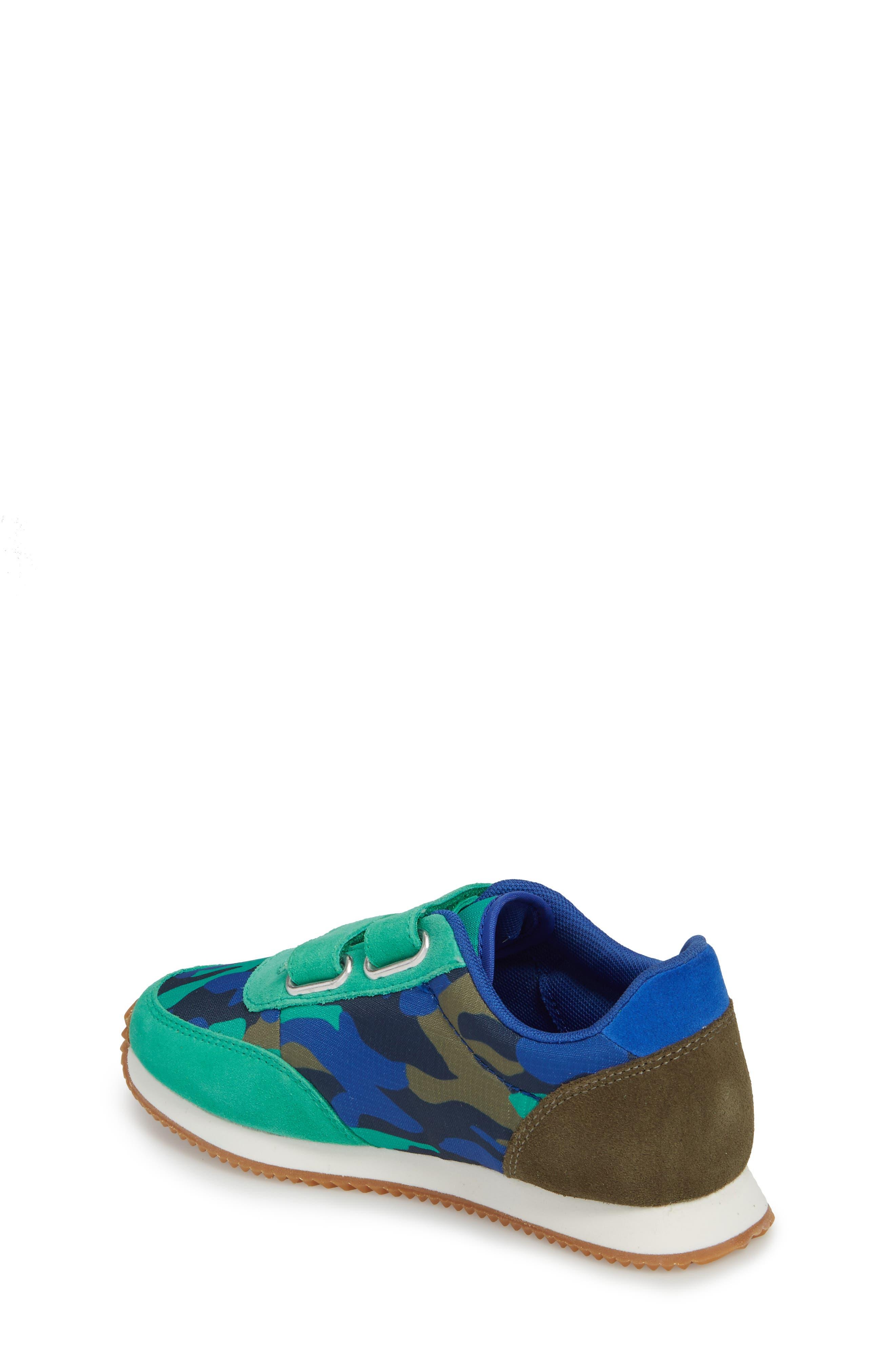 Print Sneakers,                             Alternate thumbnail 2, color,                             Astro Green
