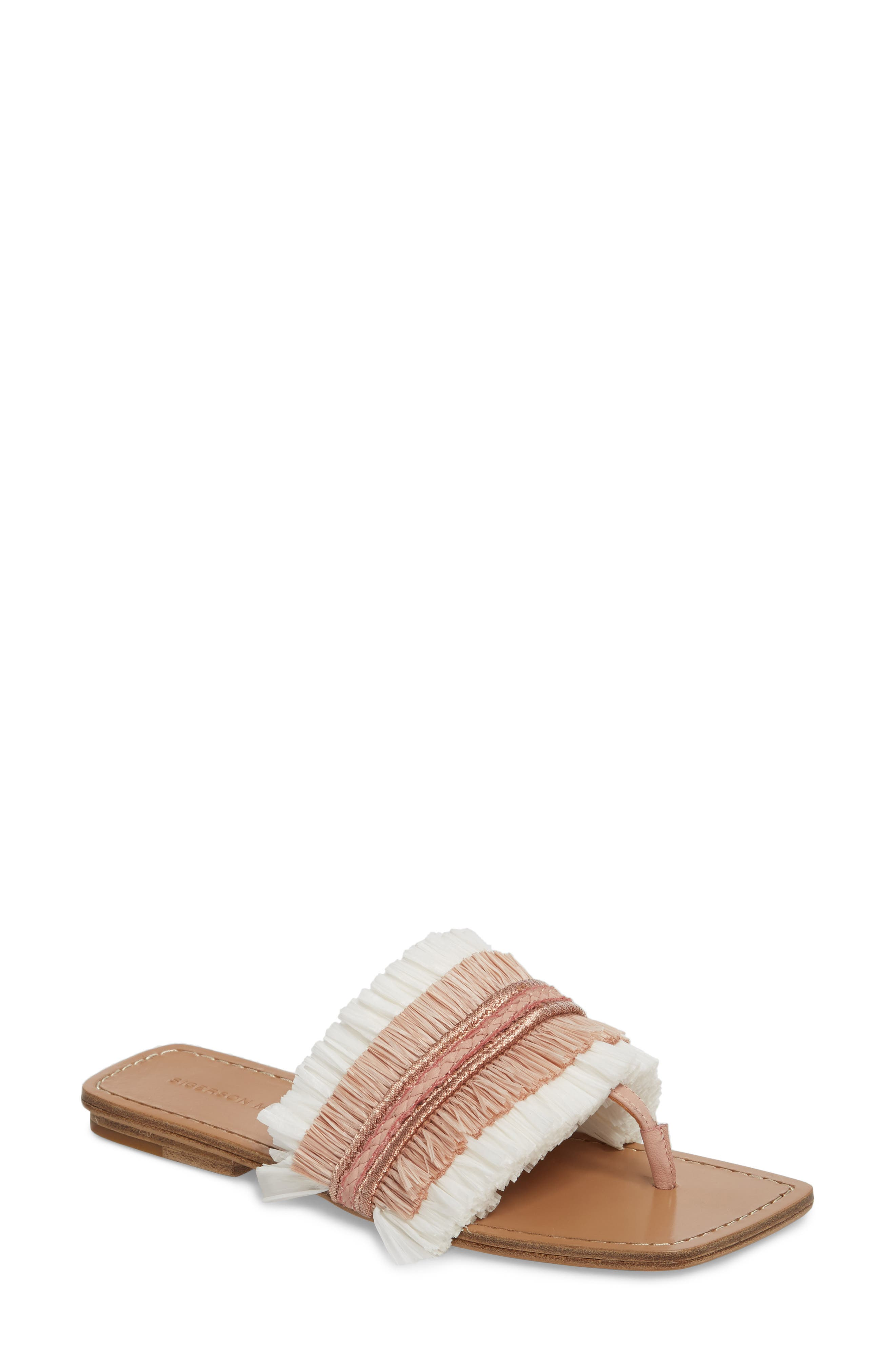 Sigerson Morrison Woven Sandal (Women)