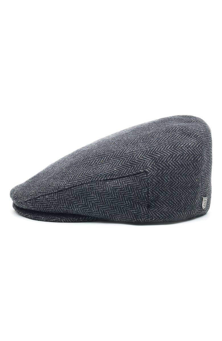BRIXTON HOOLIGAN DRIVING CAP - GREY 50374e53a1d