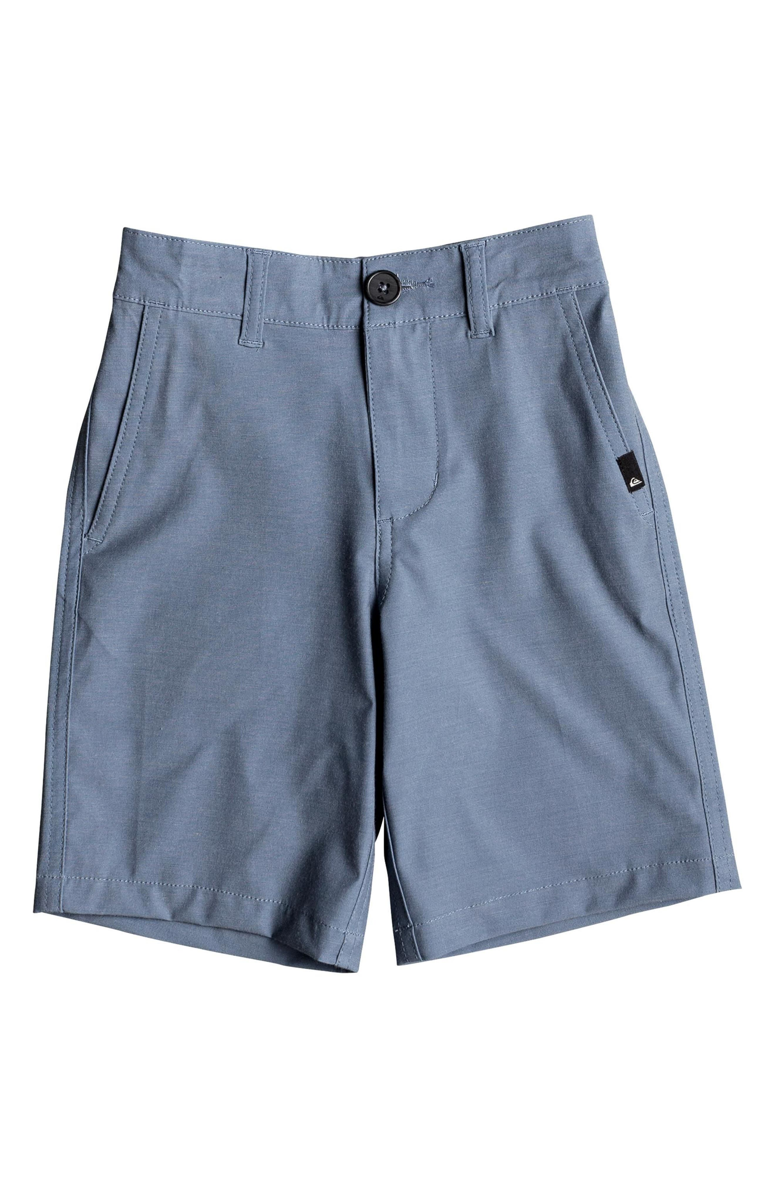 Union Heather Amphibian Shorts,                         Main,                         color, Real Teal