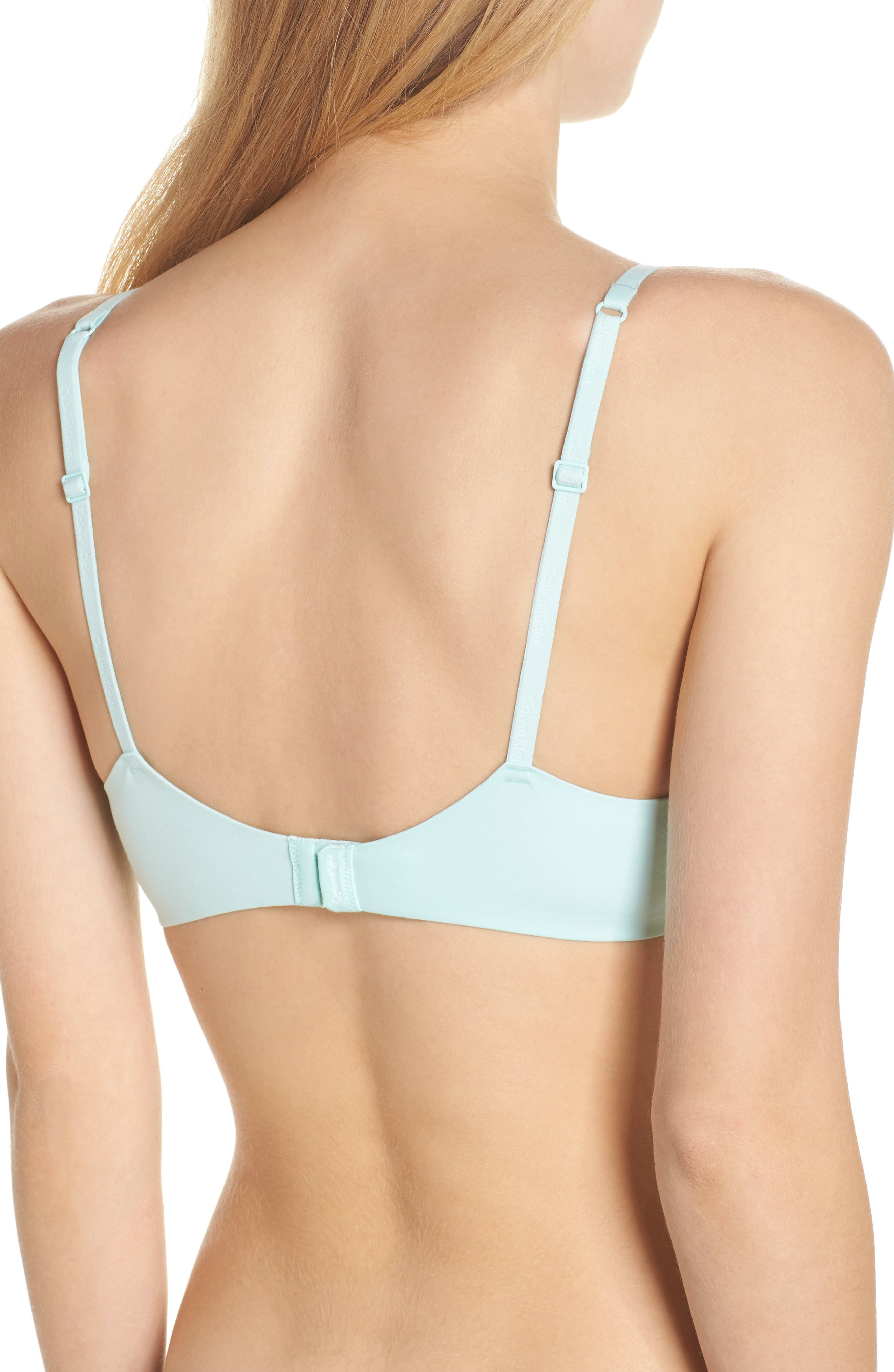 Alternate Image 2  - Calvin Klein 'Perfectly Fit - Modern' T-Shirt Bra