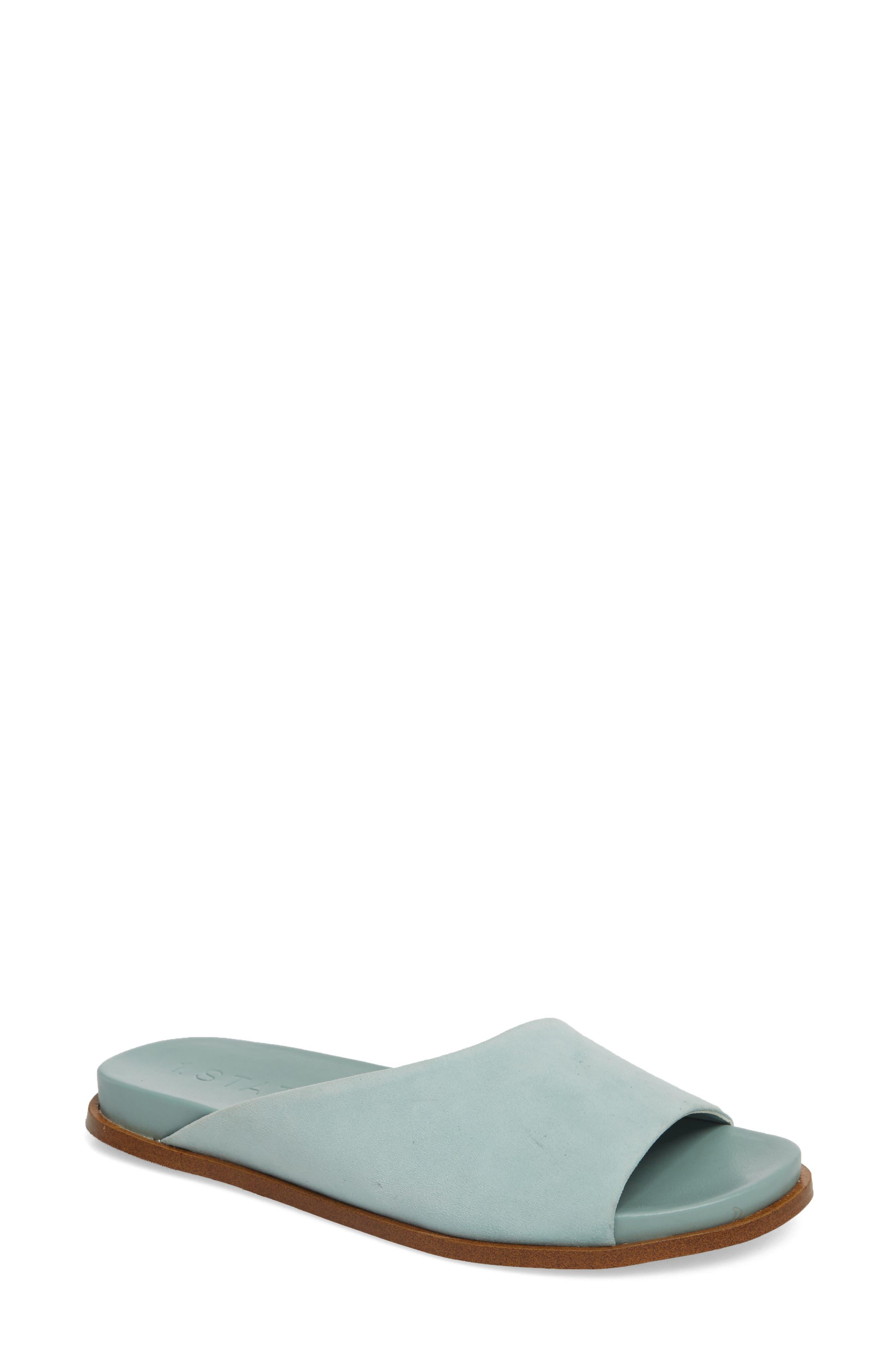 1.STATE Onora Slide Sandal (Women)
