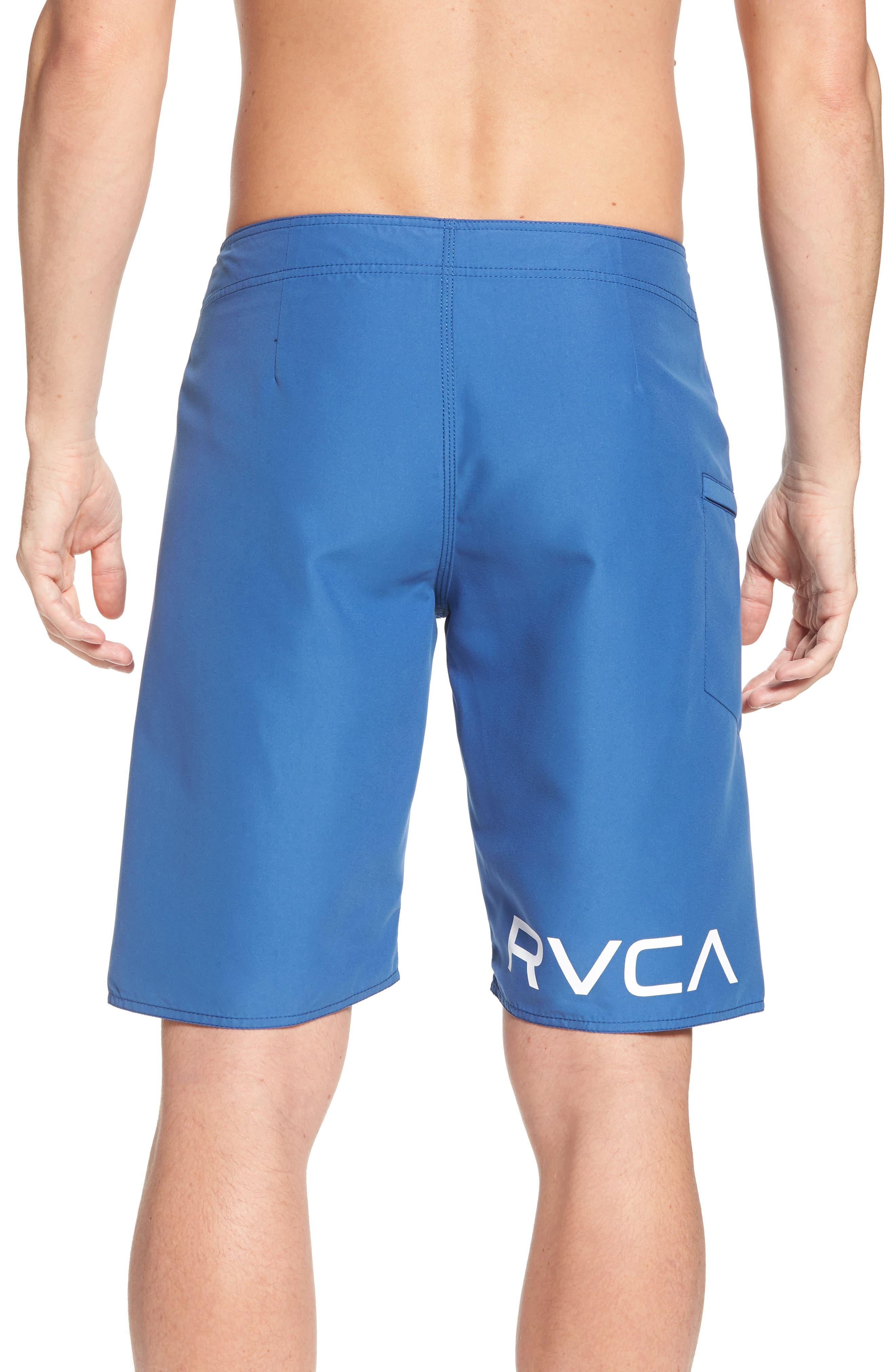 Upper Board Shorts,                             Alternate thumbnail 2, color,                             Cobalt