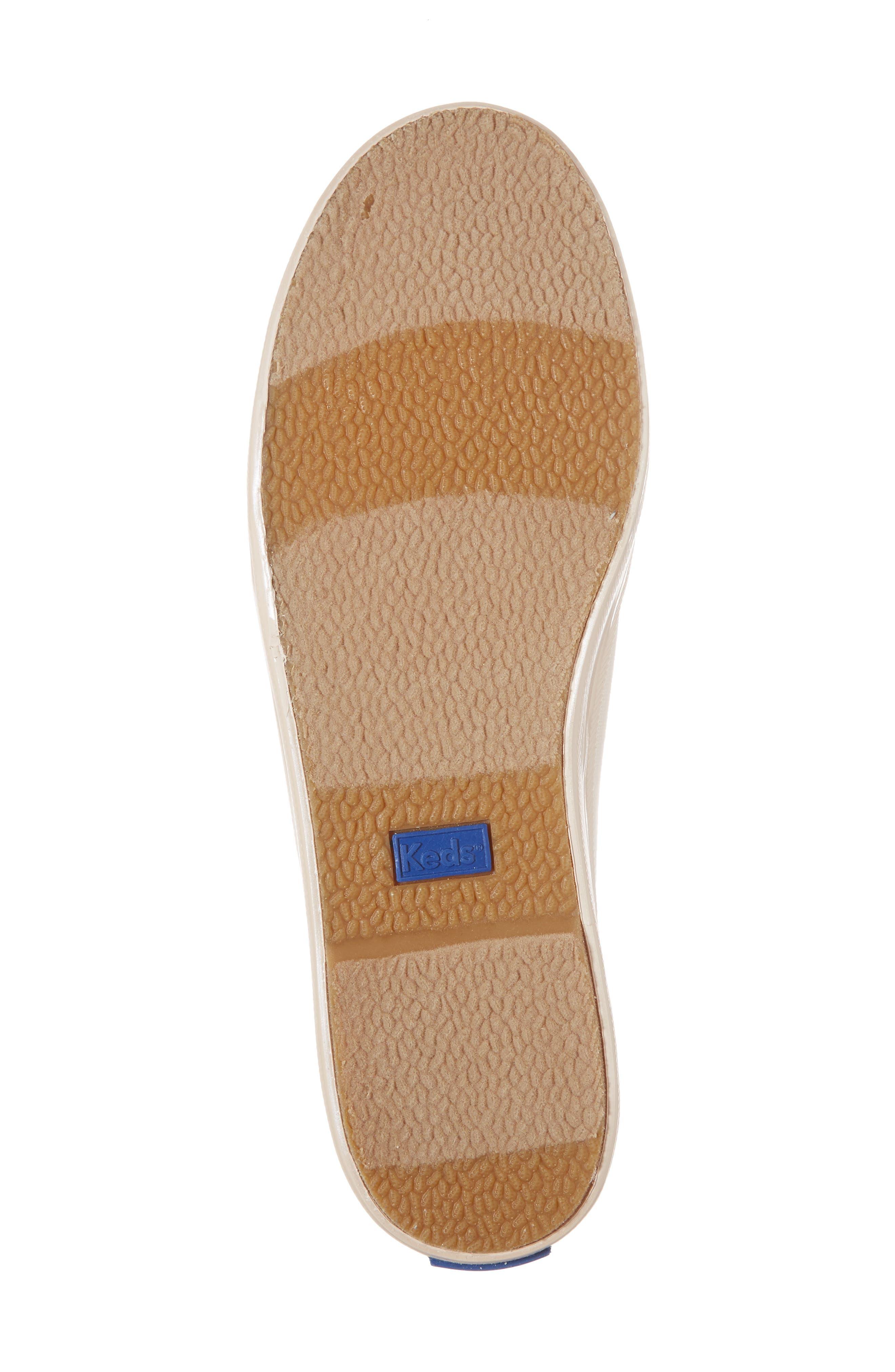 Alternate Image 6  - Keds® Kickstart Shimmer Sneaker (Women)
