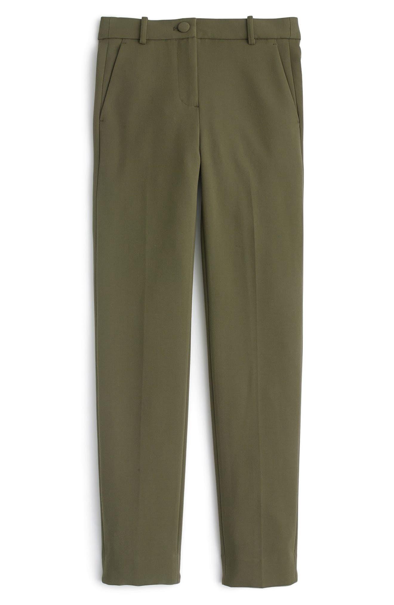 J.Crew Cameron Seasonless Stretch Pants (Regular & Petite)