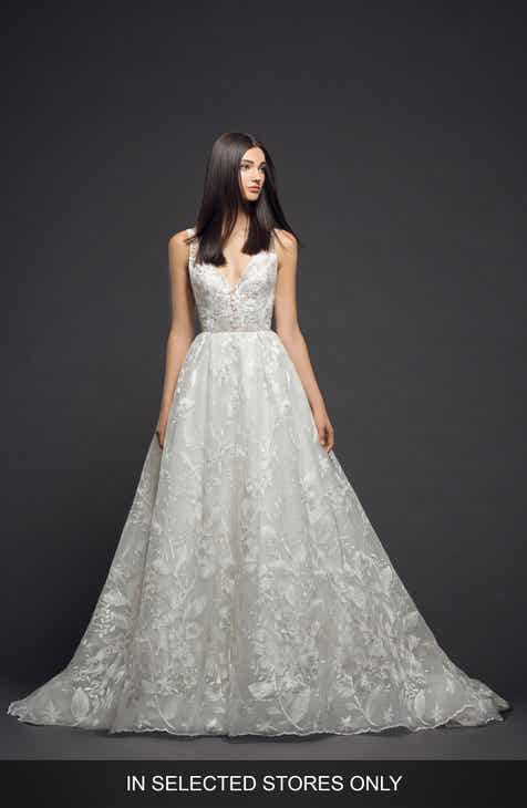 Lazaro Wedding Dresses Bridal Gowns Nordstrom