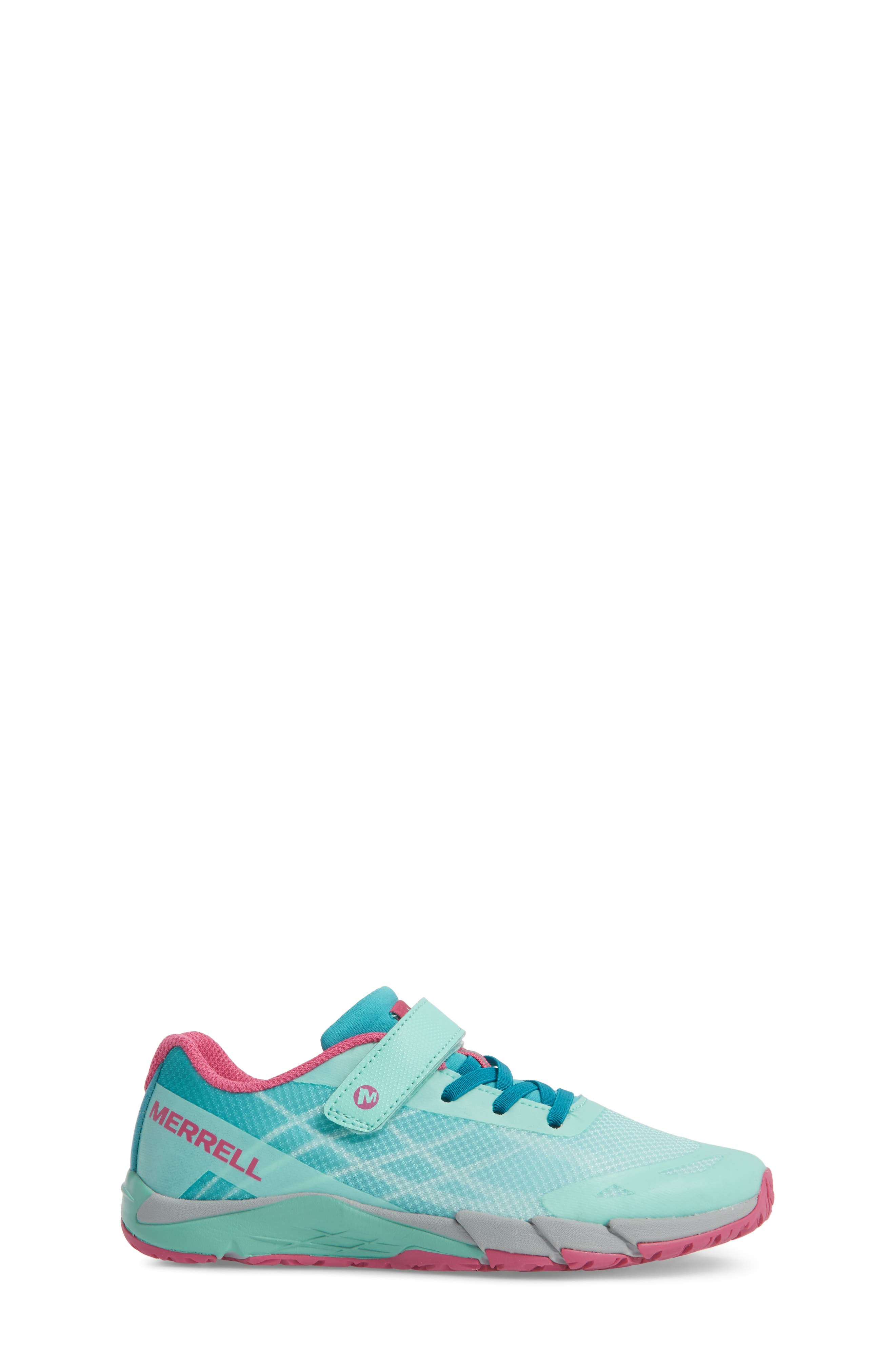 Bare Access Sneaker,                             Alternate thumbnail 3, color,                             Turquoise/ Berry