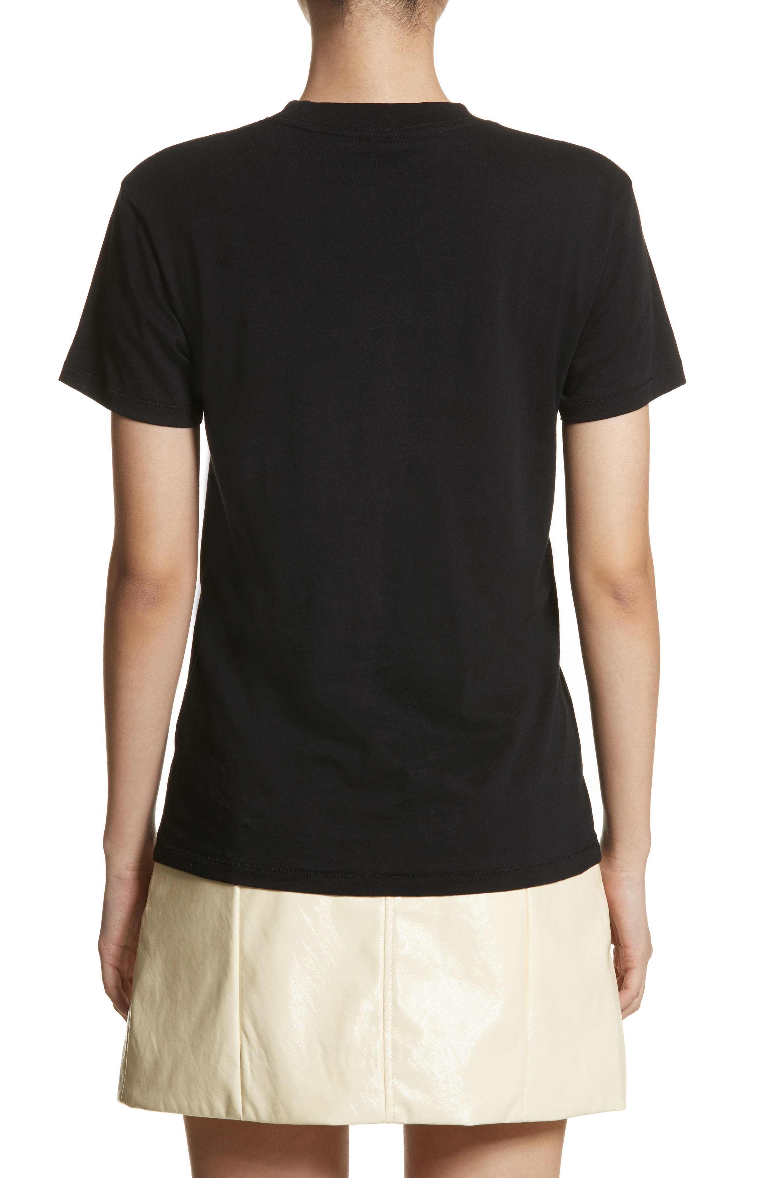 Harway Snack Attack Tee,                             Alternate thumbnail 2, color,                             Black