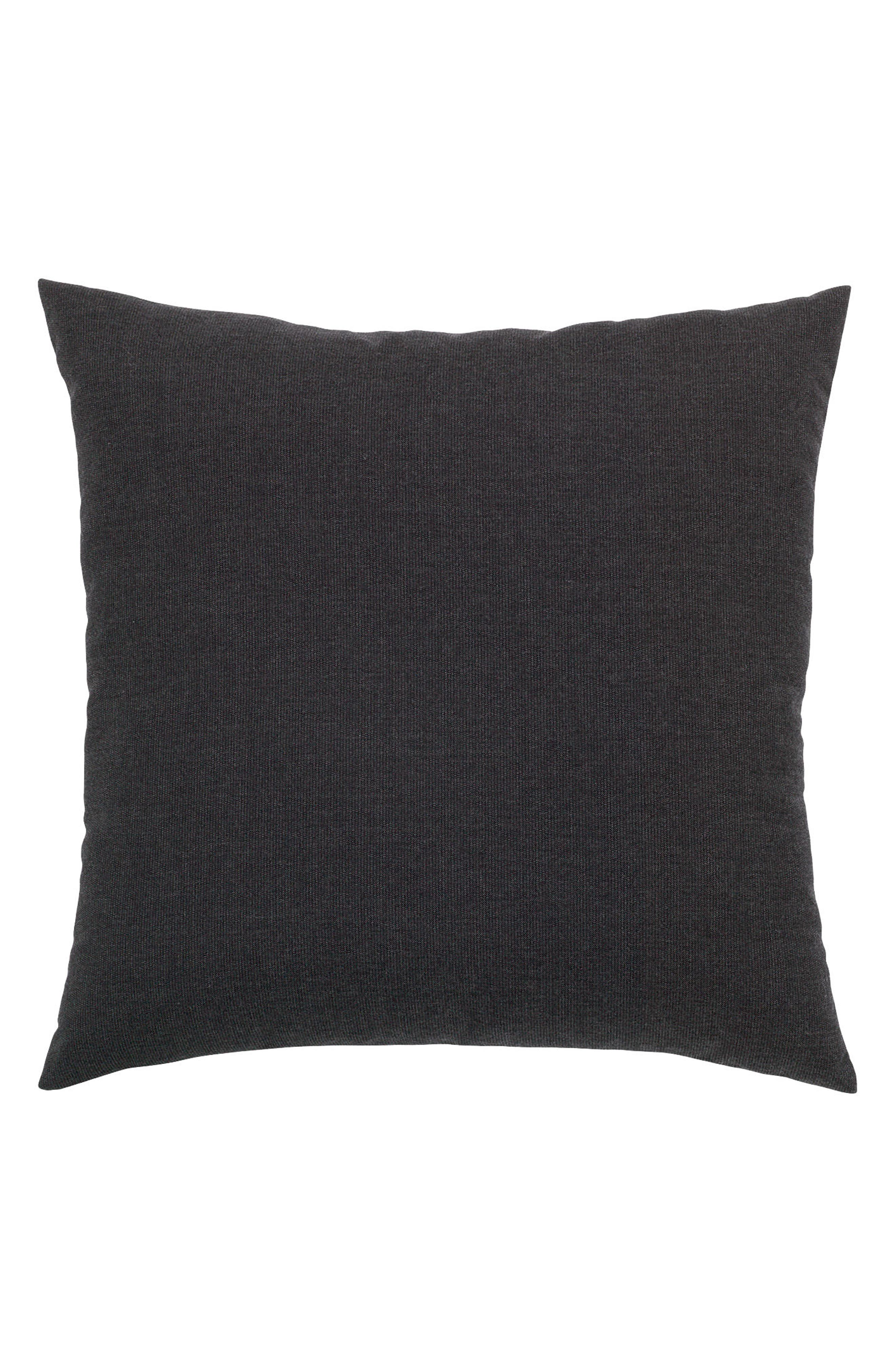 Golden Deco Indoor/Outdoor Accent Pillow,                             Alternate thumbnail 2, color,                             Black Multi