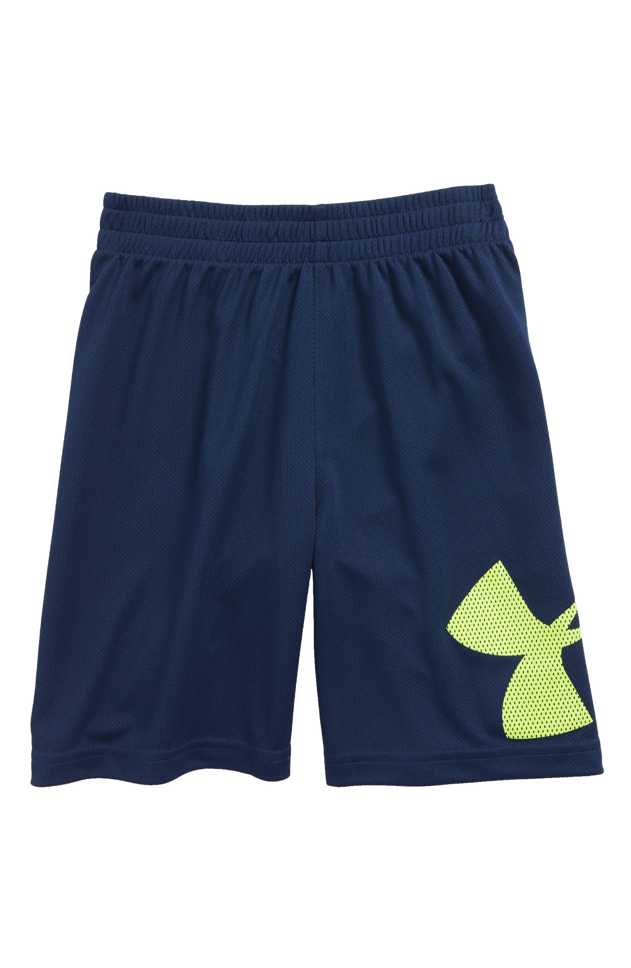 Under Armour Zoom Striker Mesh HeatGear® Shorts (Toddler Boys & Little Boys)