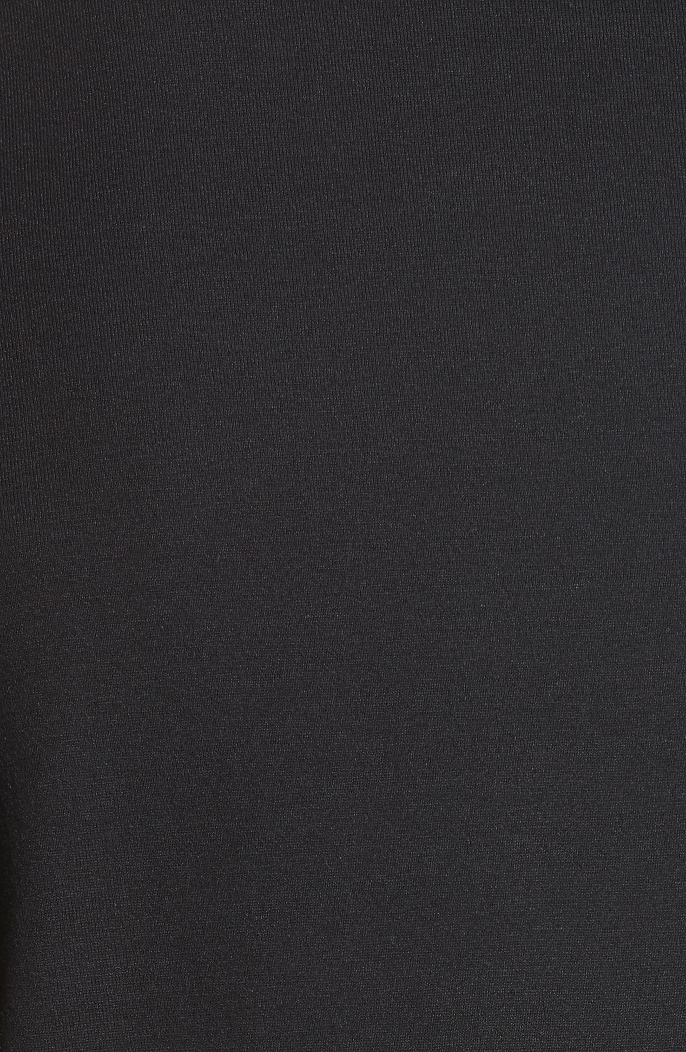 LA House Graphic T-Shirt,                             Alternate thumbnail 5, color,                             Black