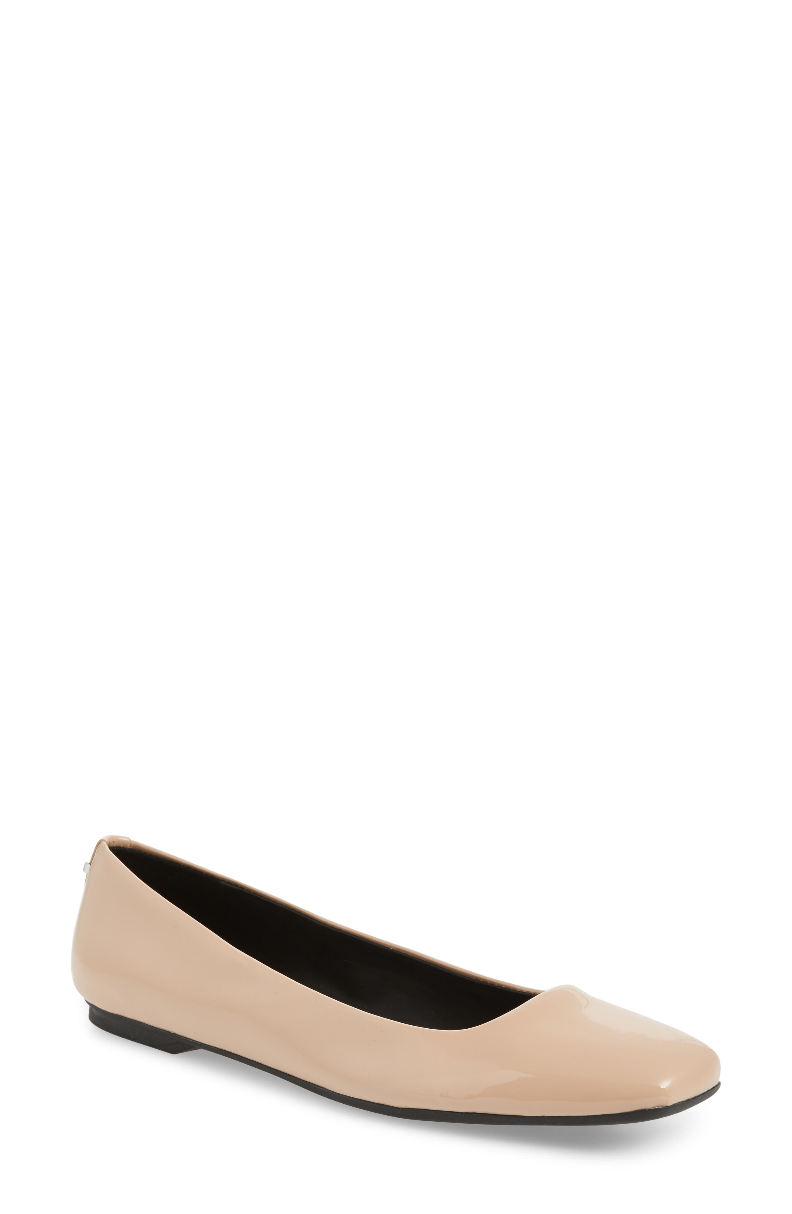 Enith Flat,                         Main,                         color, Desert Sand Leather