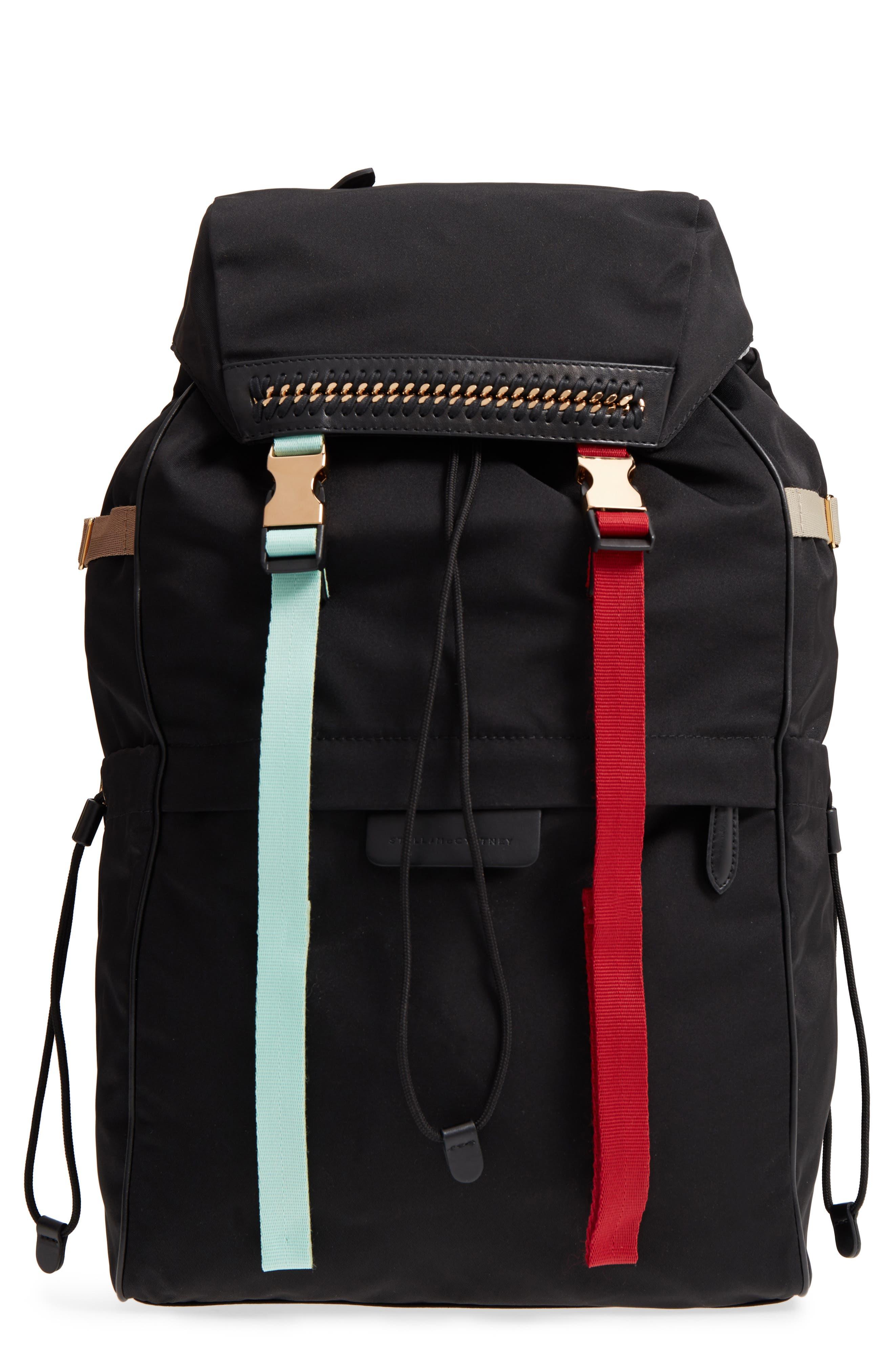 Stella McCartney Large Eco Nylon Backpack