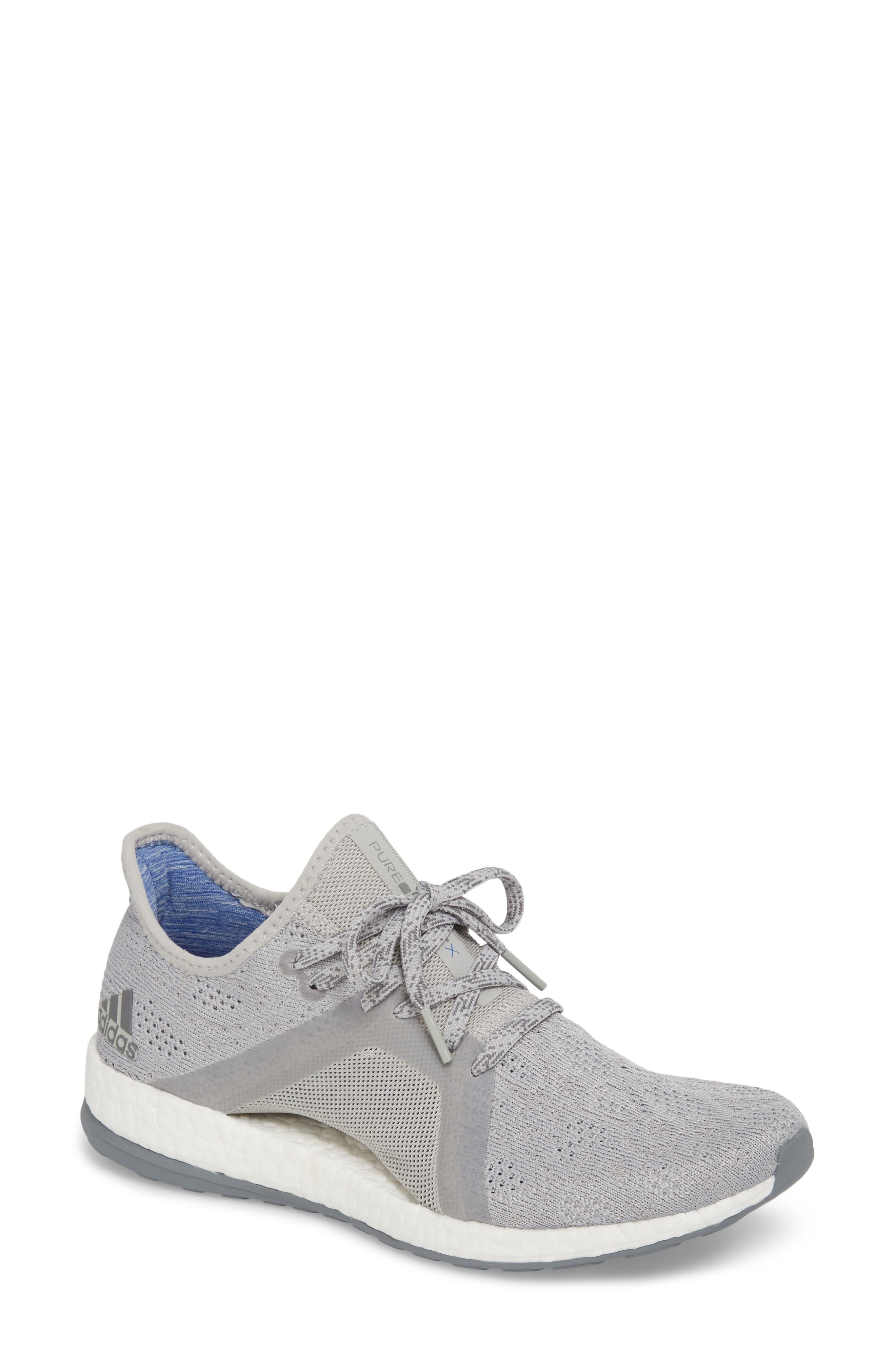 adidas PureBoost X Element Knit Running Shoe Women