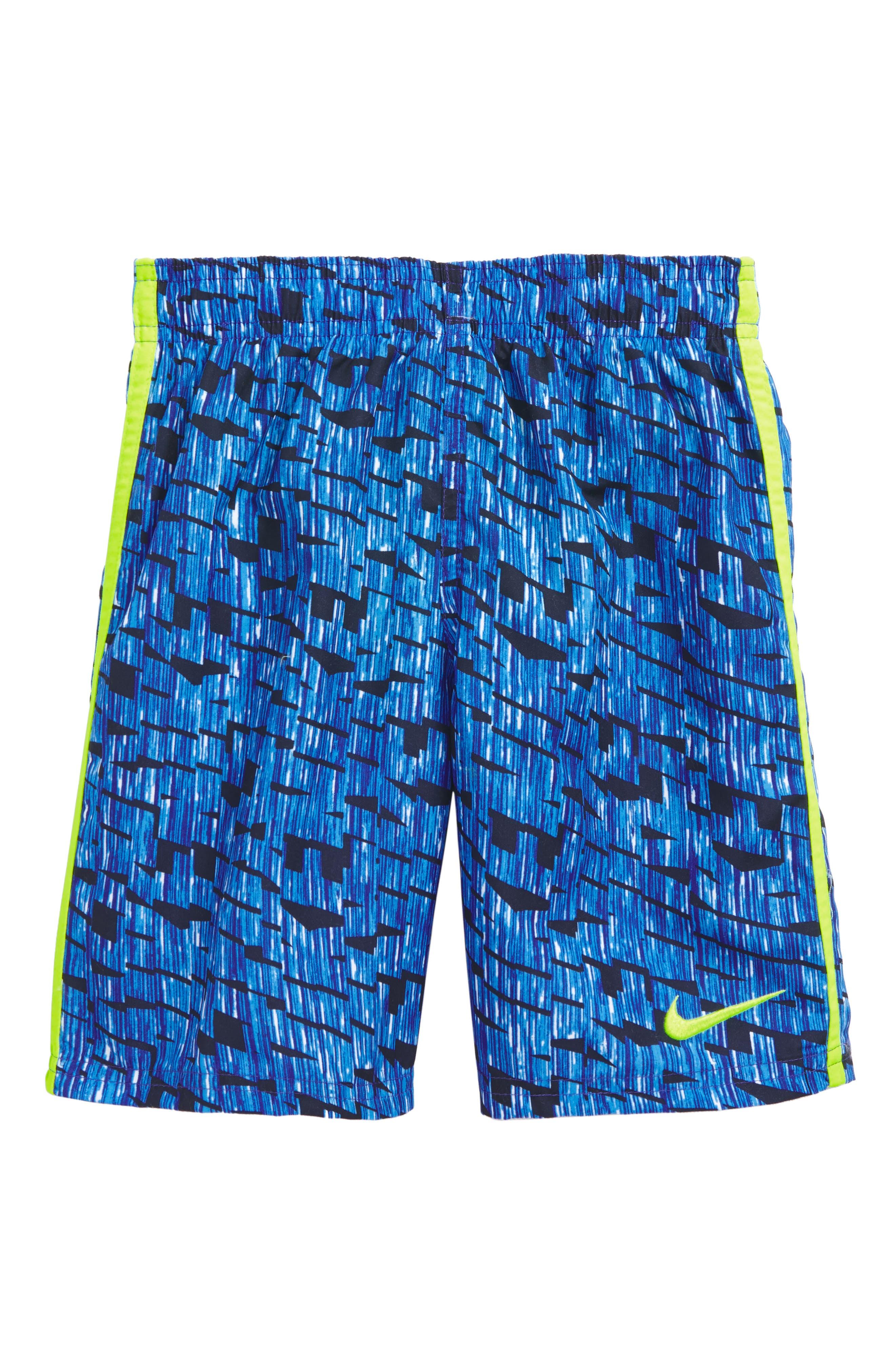 Diverge Board Shorts,                             Main thumbnail 1, color,                             Hyper Royal