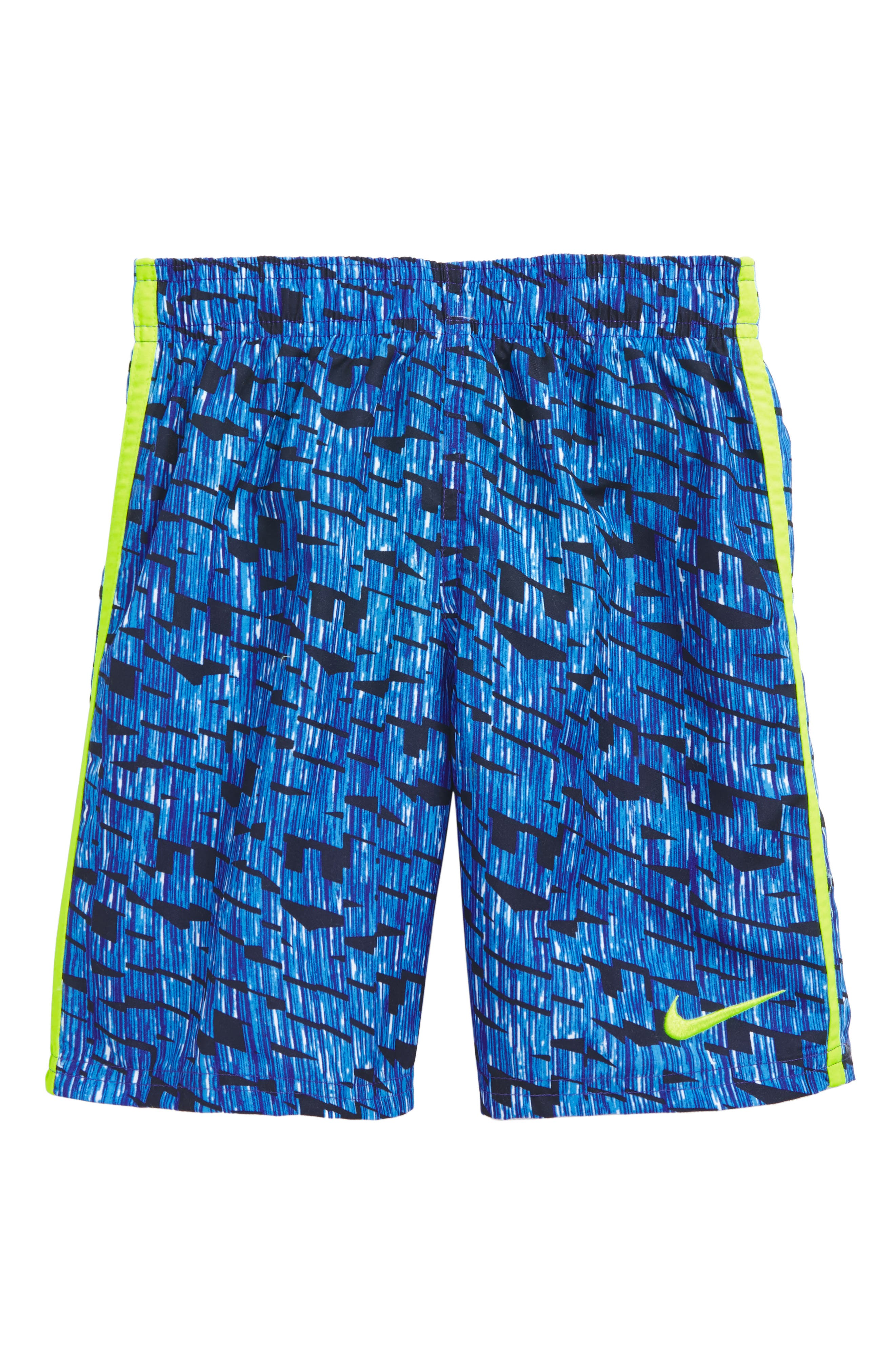 Diverge Board Shorts,                         Main,                         color, Hyper Royal