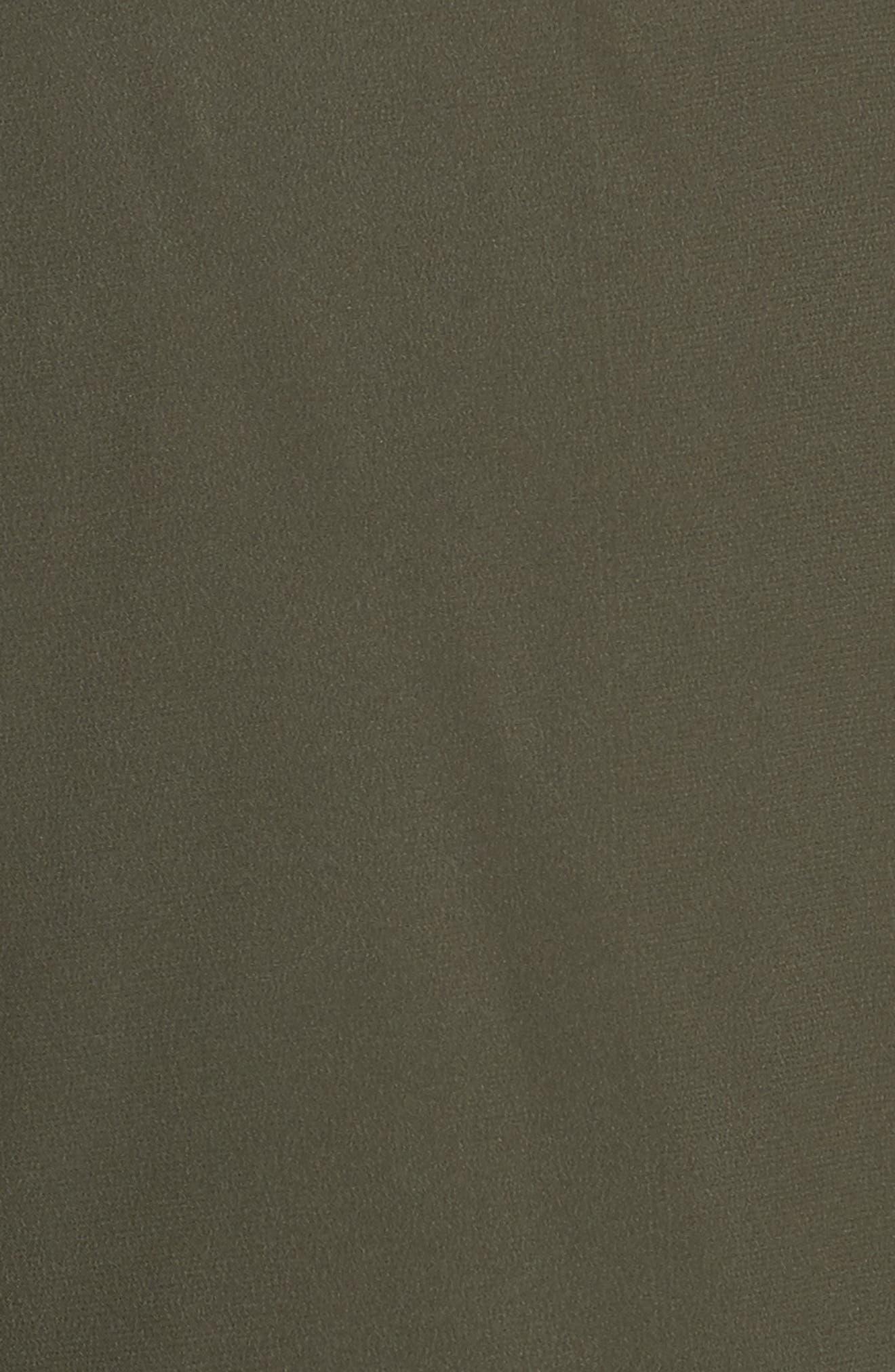 Alternate Image 5  - L'AGENCE Samira Paperbag Wide Leg Pants