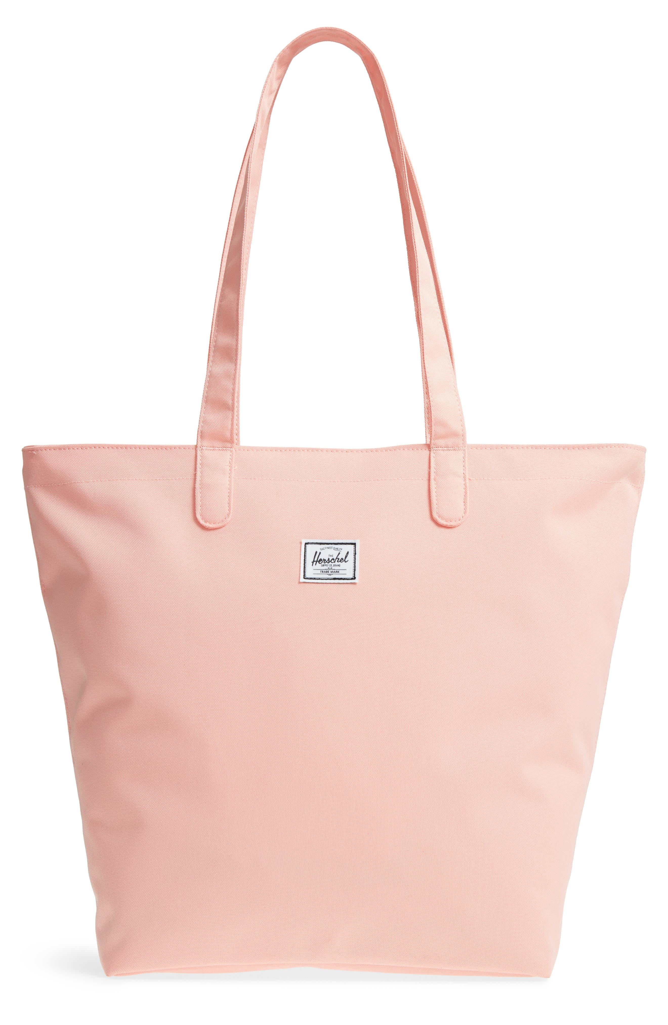 a6404371e8fb Herschel Supply Co. Mica Canvas Tote - Pink In Peach