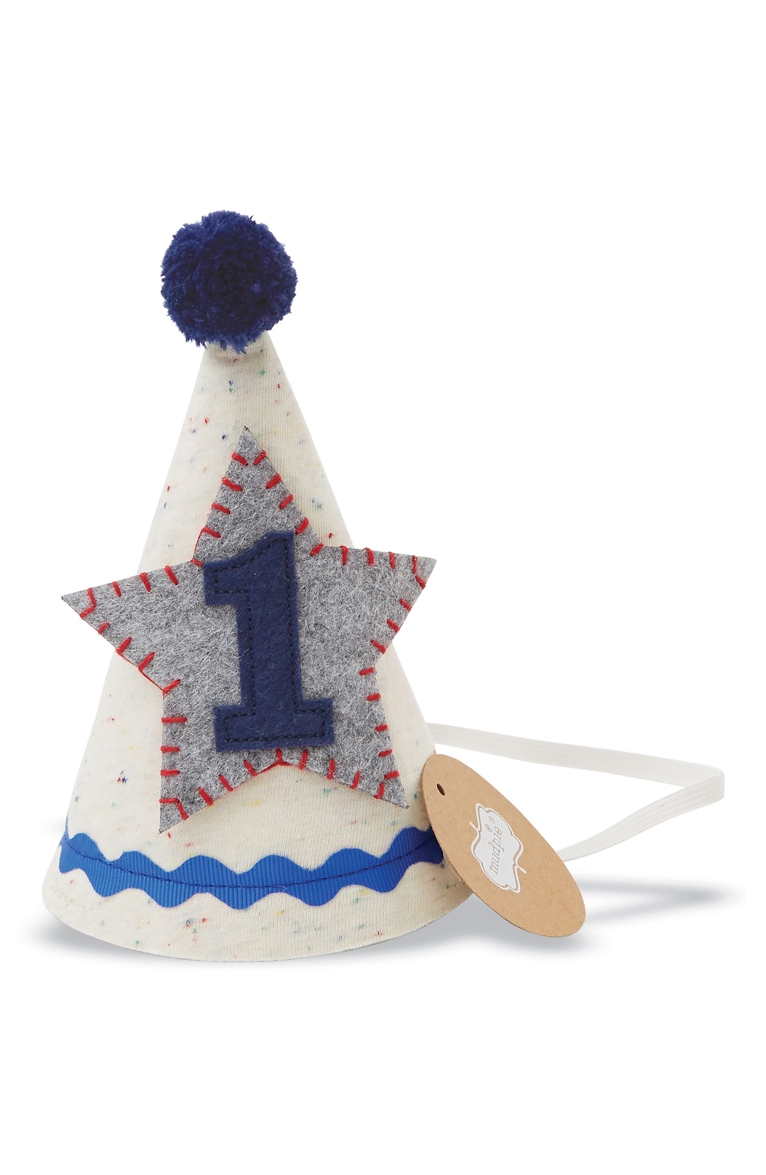 Mud Pie Birthday Hat (Baby)