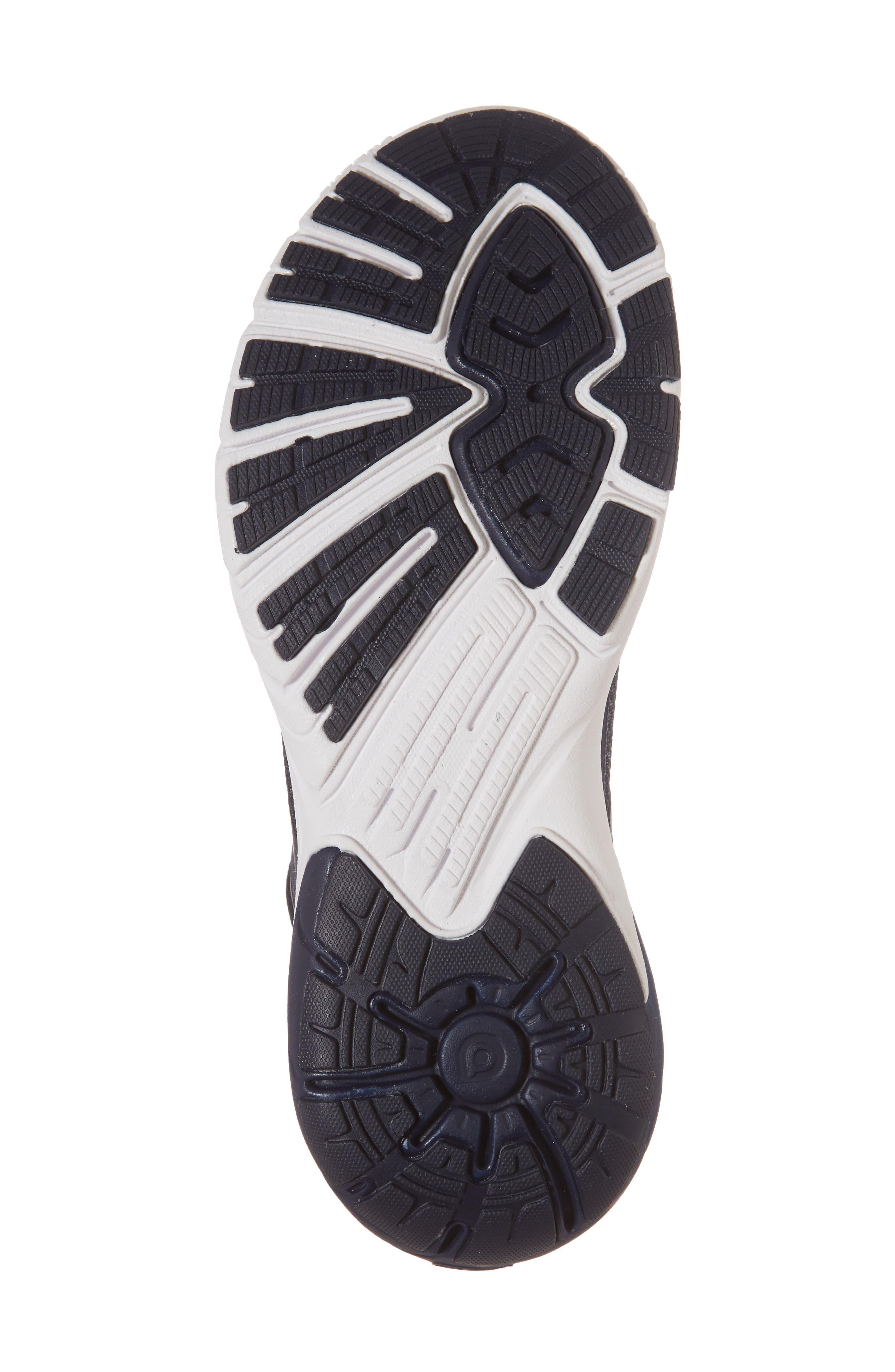 PureCadence 7 Road Running Shoe,                             Alternate thumbnail 5, color,                             Peacoat/ Silver/ White