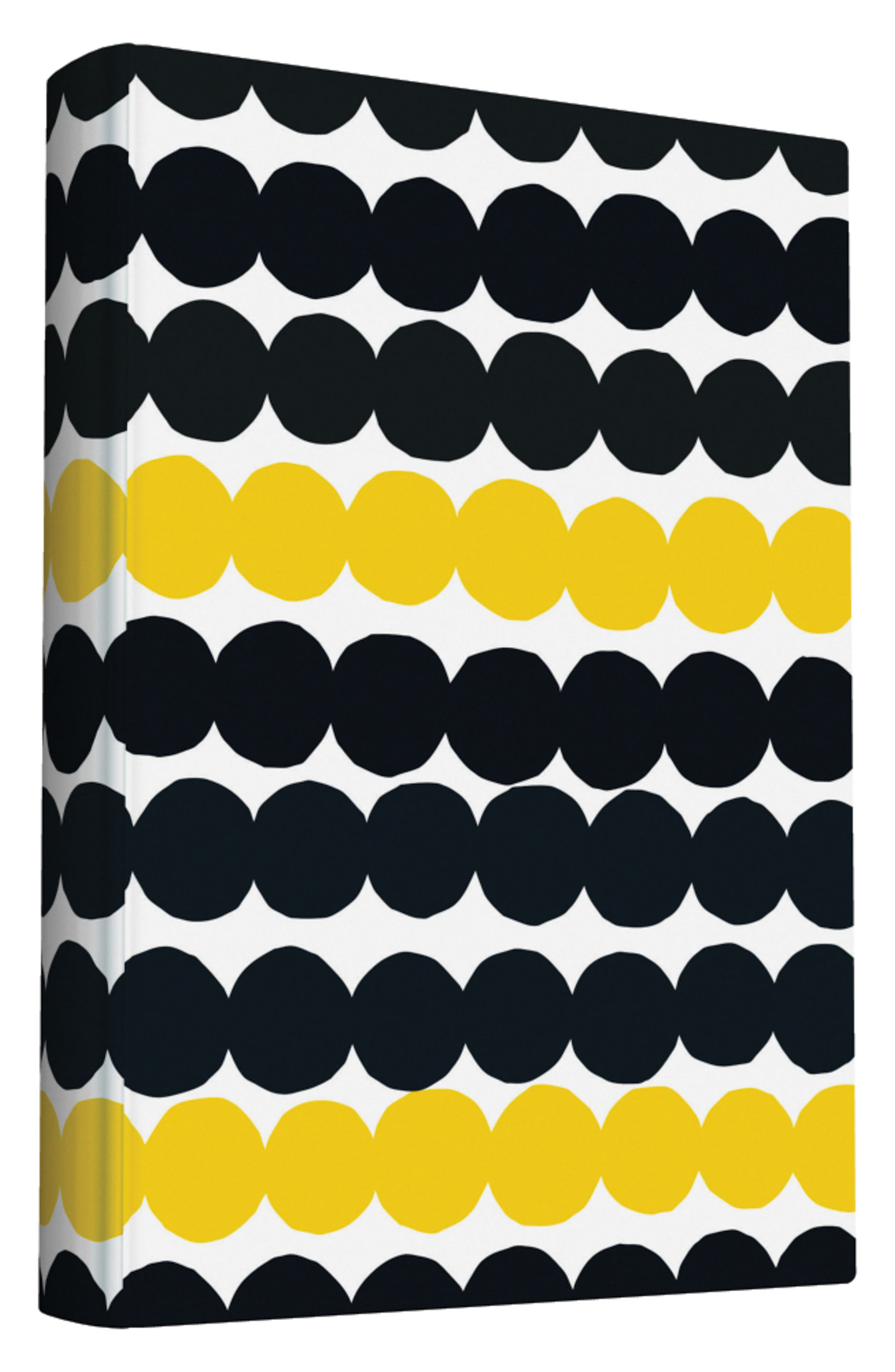 Marimekko Fabric Wrapped Journal,                             Alternate thumbnail 2, color,                             Multi