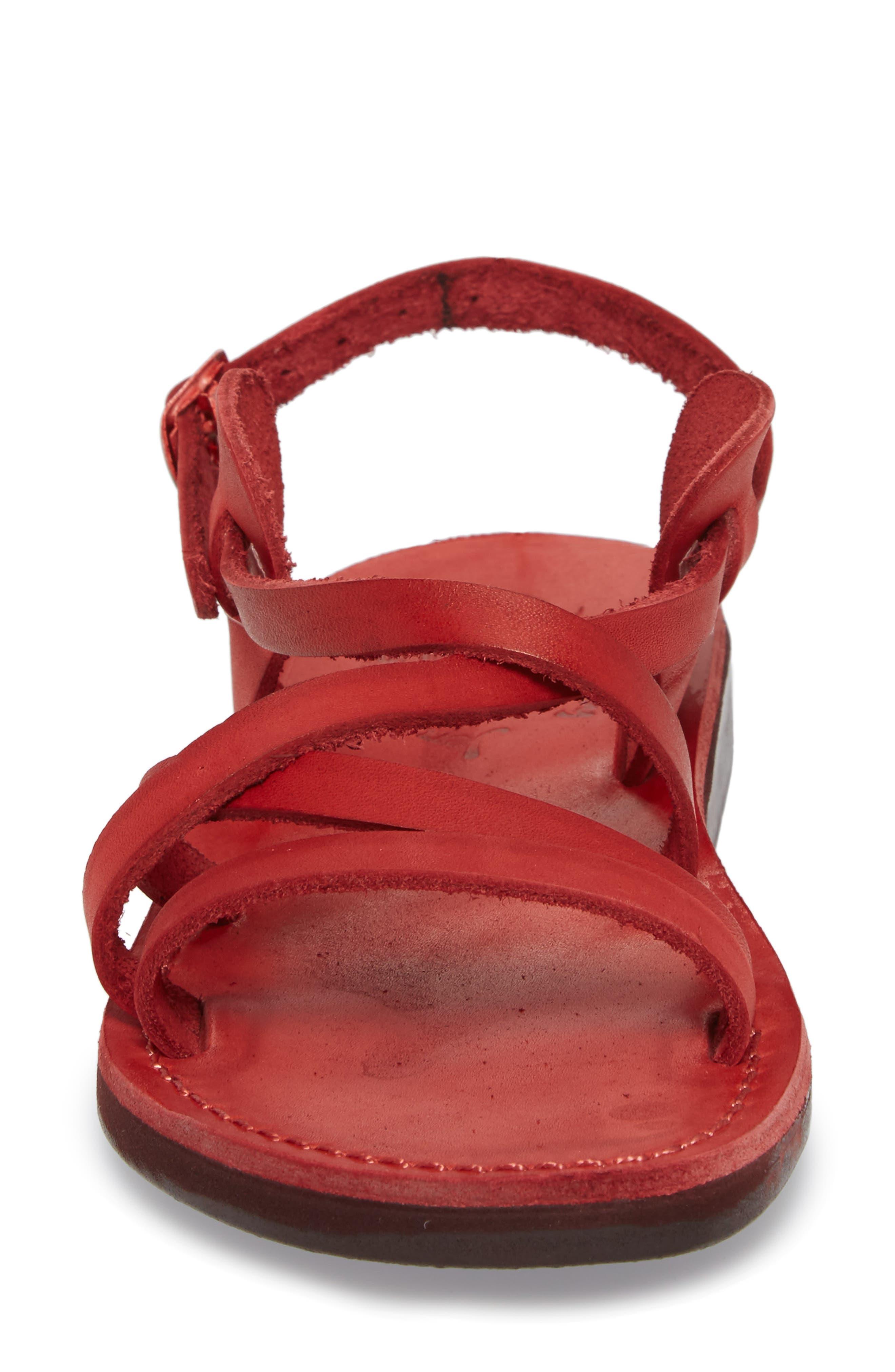 Alternate Image 4  - Jerusalem Sandals Tzippora Slingback Sandal (Women)