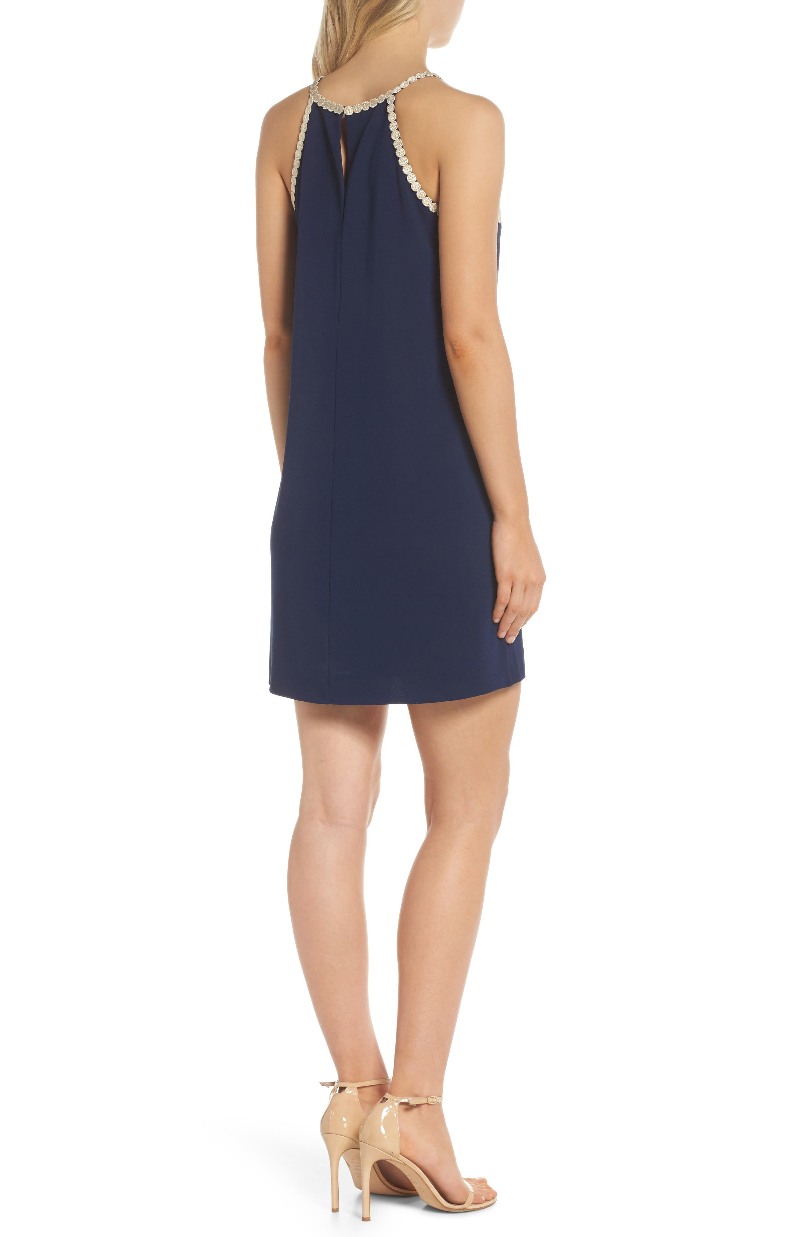 Alternate Image 2  - Lilly Pulitzer® Pearl Soft Sleeveless Shift Dress