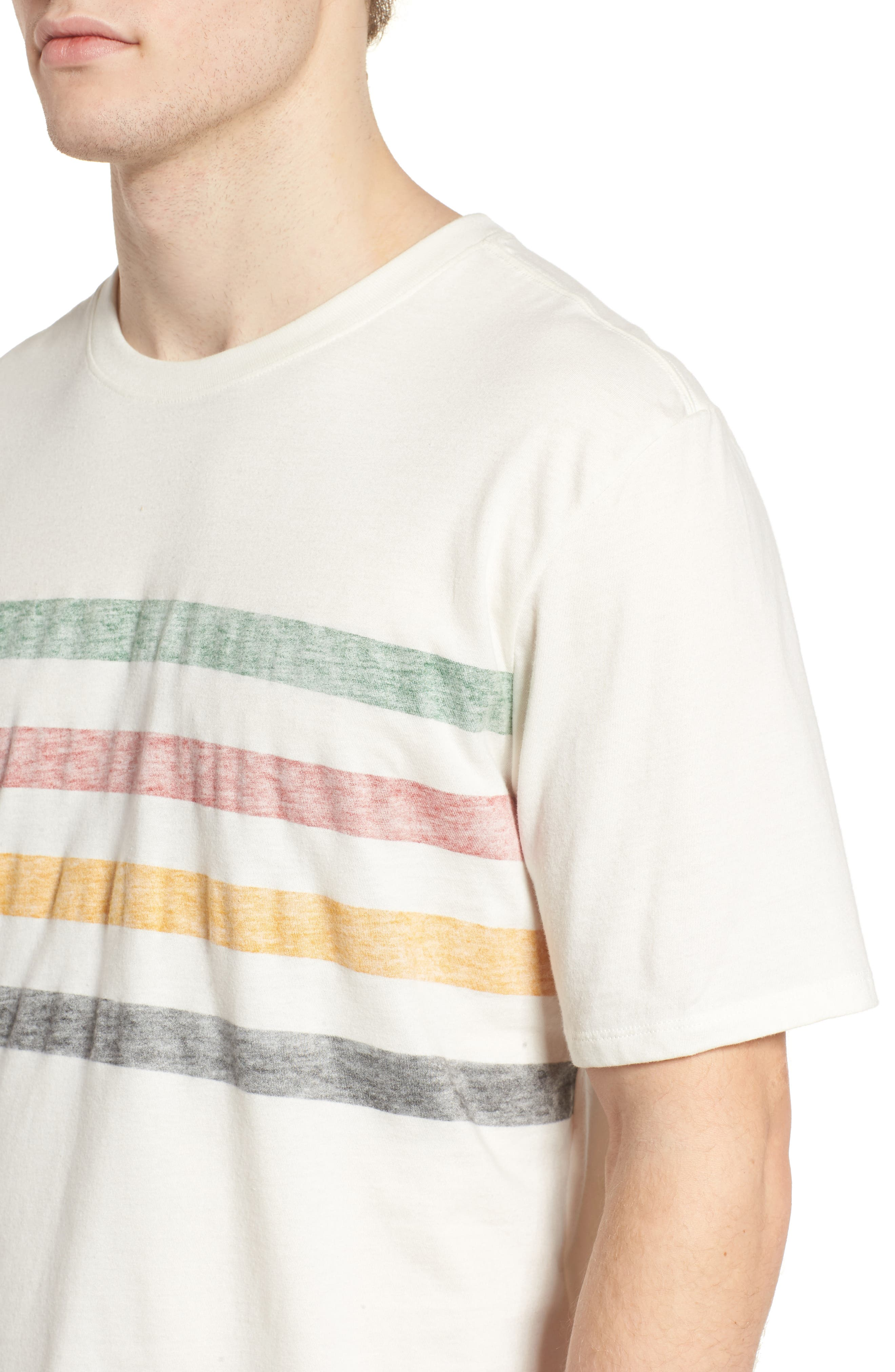 x Pendleton Glacier T-Shirt,                             Alternate thumbnail 4, color,                             Sail