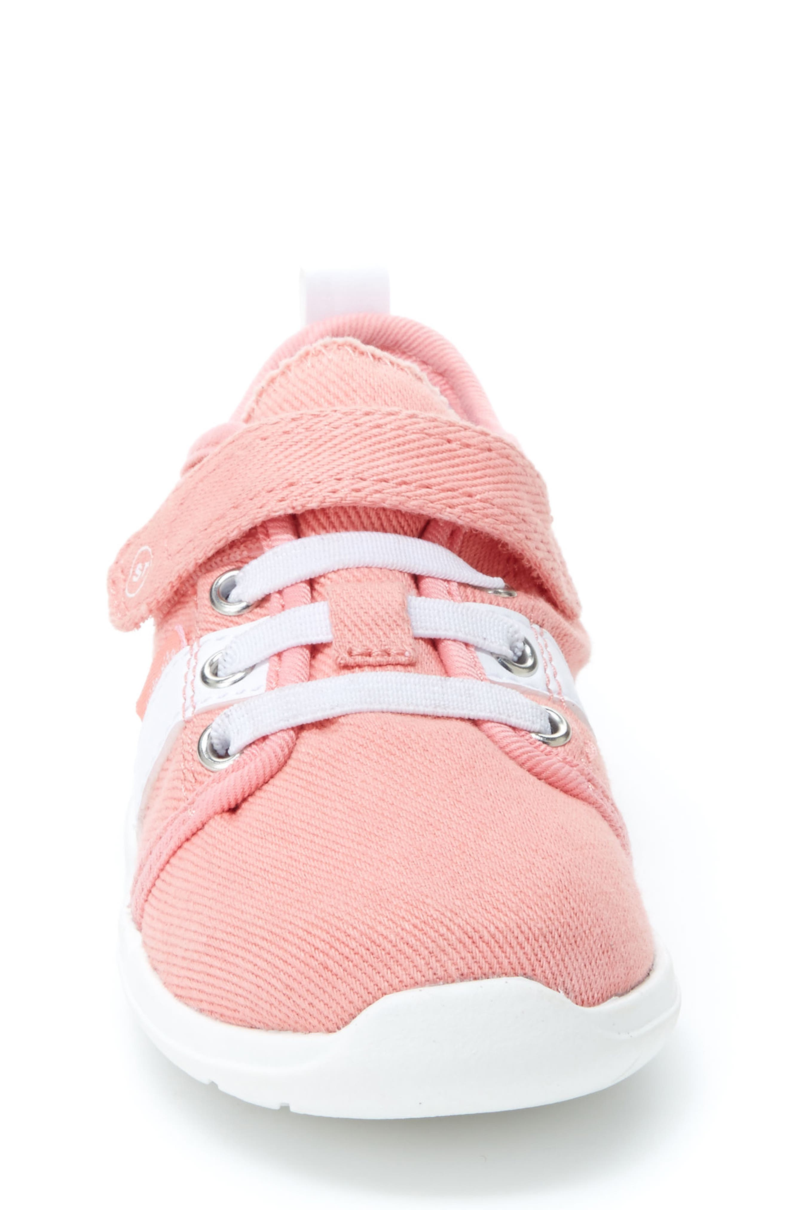 Dixon Sneaker,                             Alternate thumbnail 4, color,                             Pink