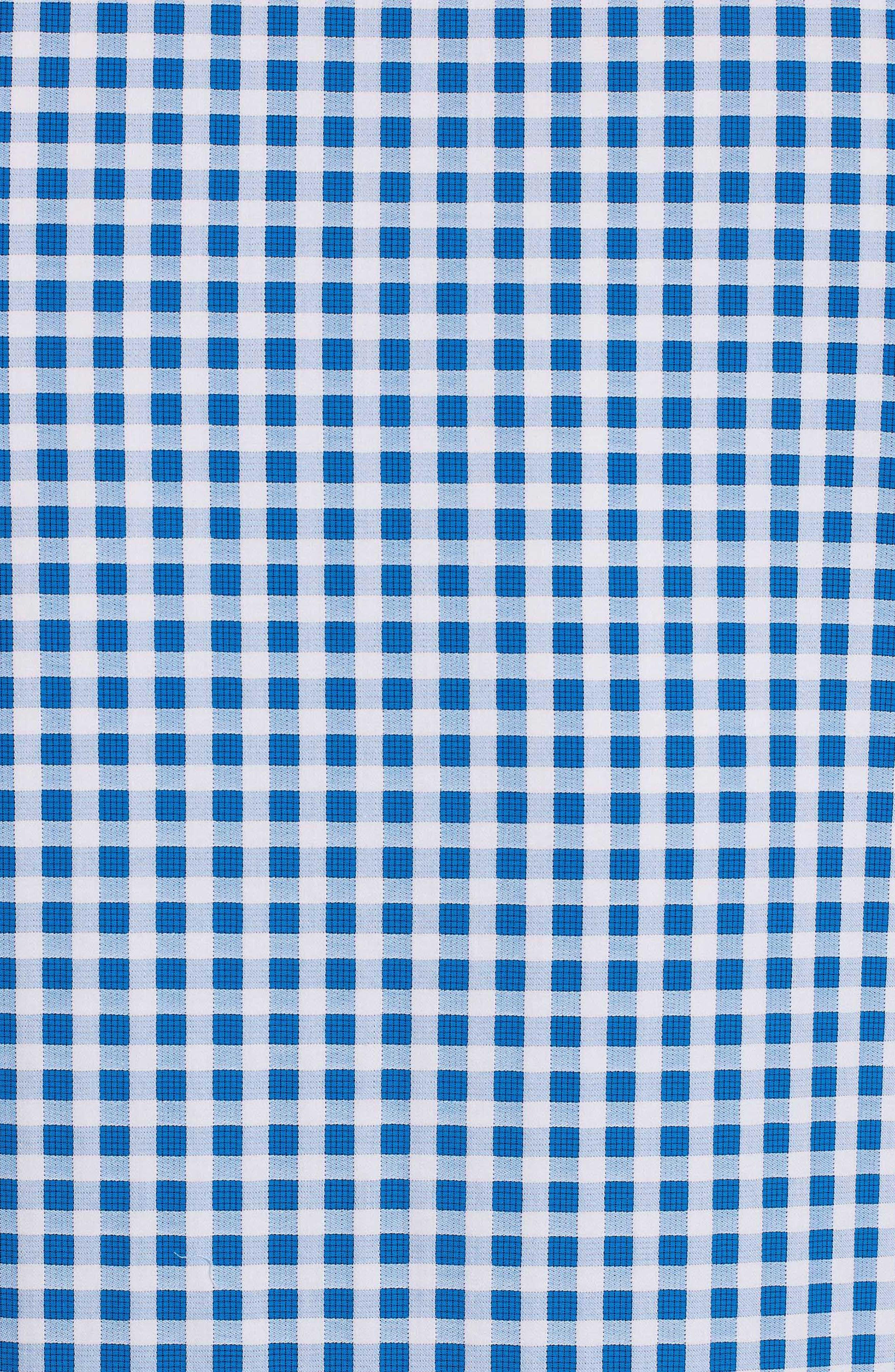 Morales Classic Fit Sport Shirt,                             Alternate thumbnail 6, color,                             Blue