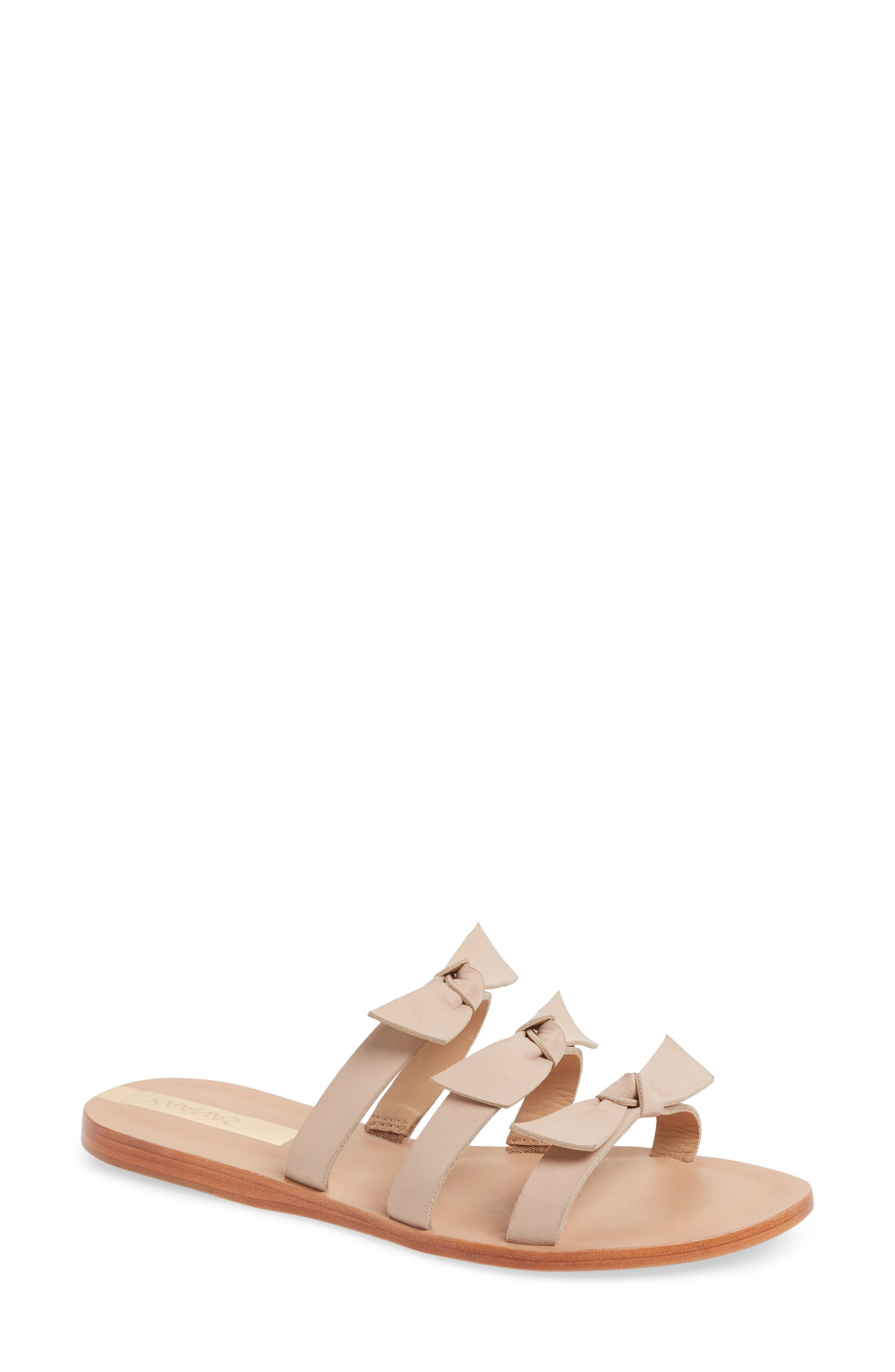 Kaanas Recife Knotted Slide Sandal (Women)