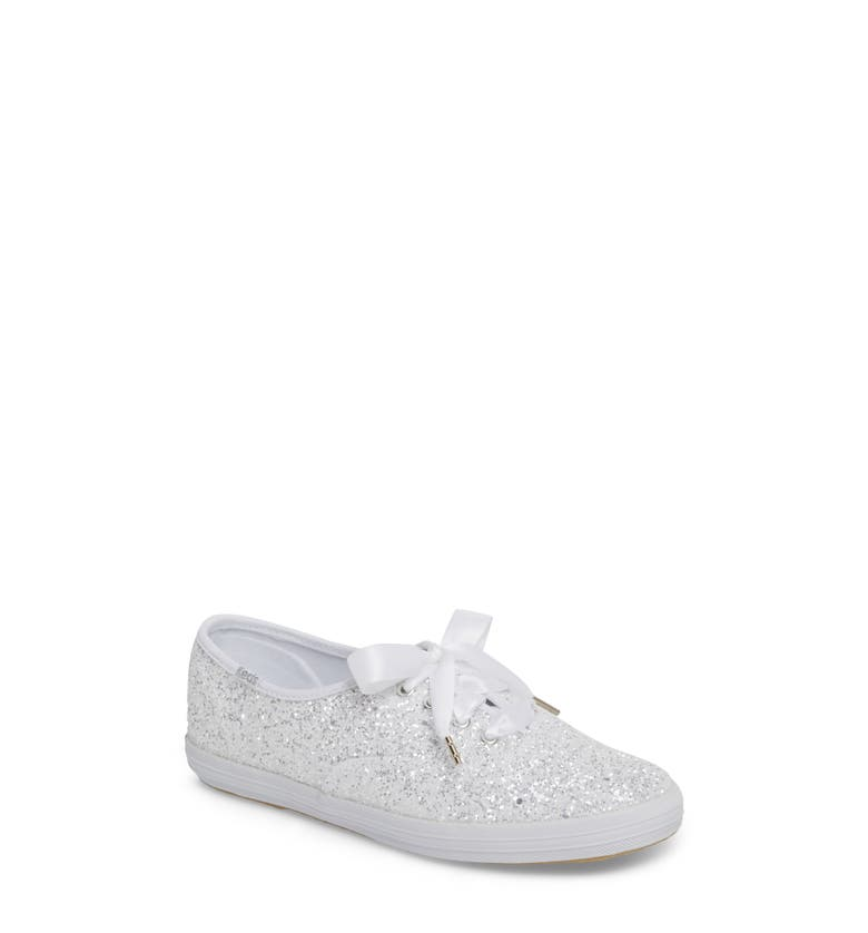 Main Image - Keds® for kate spade new york glitter sneaker (Women)
