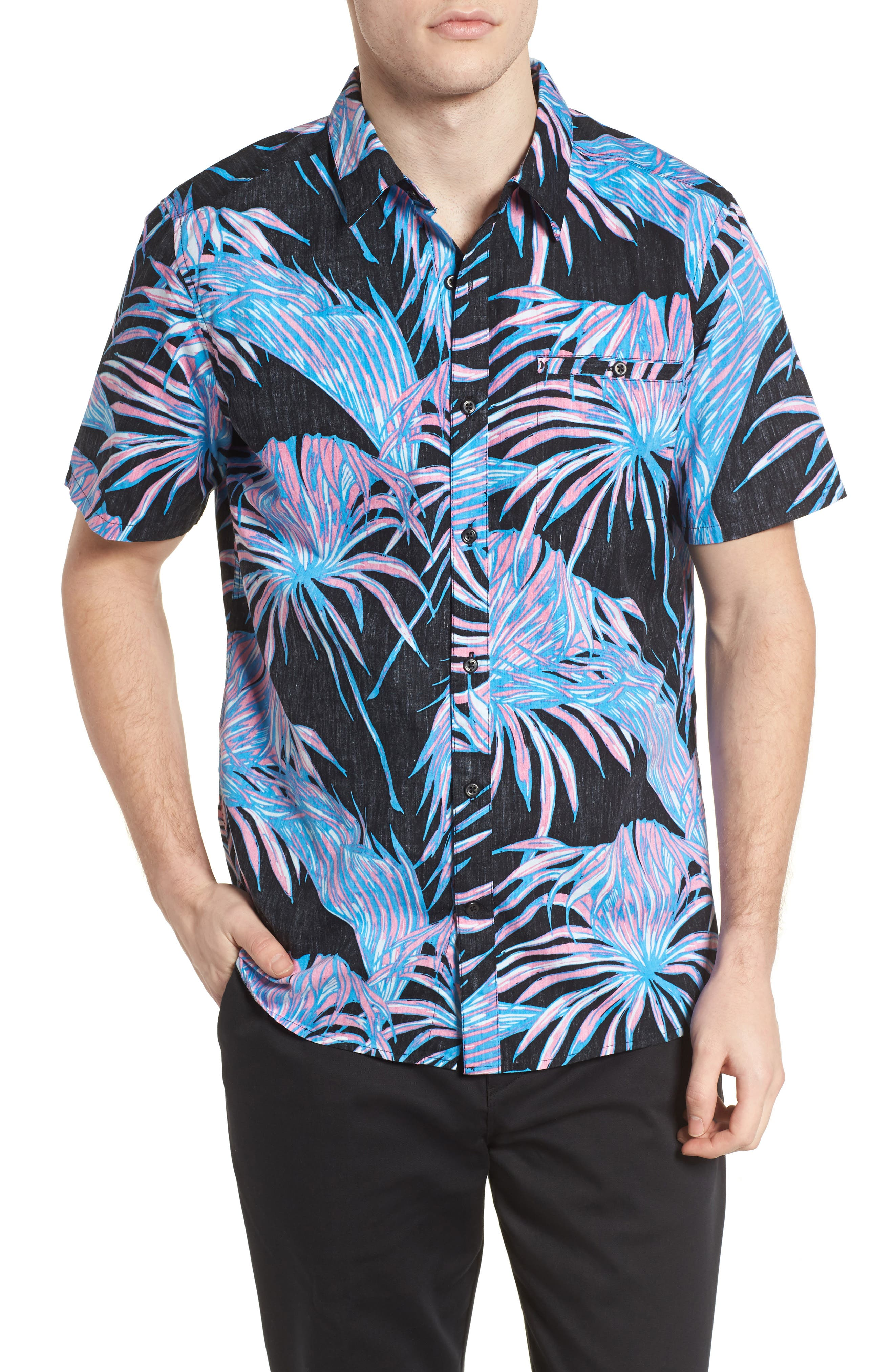 Koko Shirt,                             Main thumbnail 1, color,                             Black