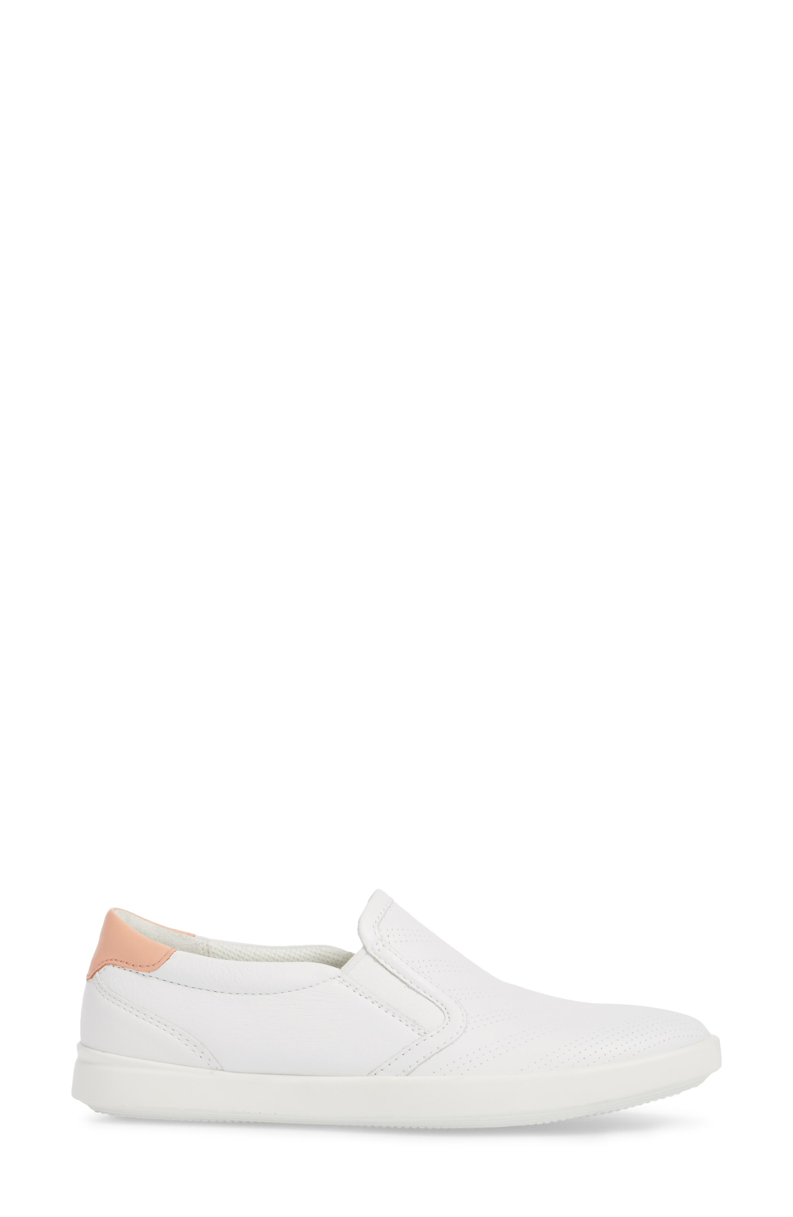 Alternate Image 3  - ECCO 'Aimee' Slip-On Sneaker (Women)
