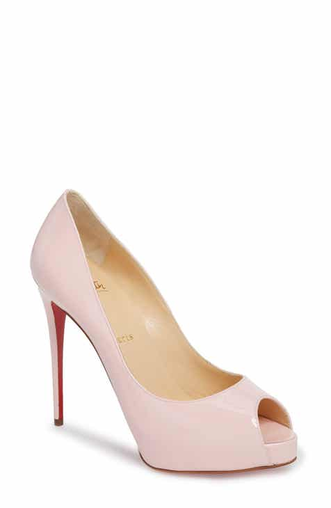 a82999f5979 Christian Louboutin  Prive  Open Toe Pump