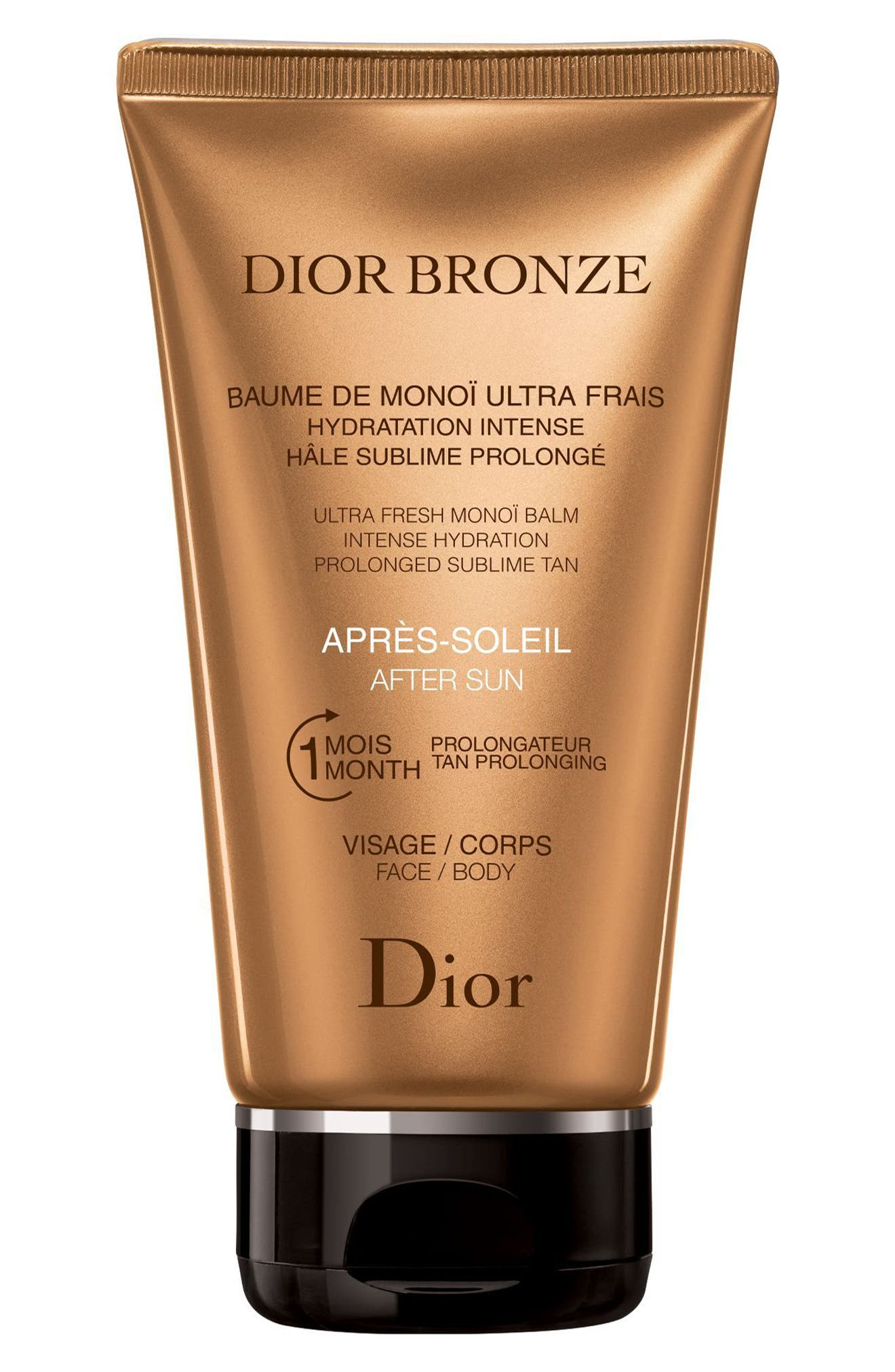 Dior Bronze After Sun Care Monoi Balm