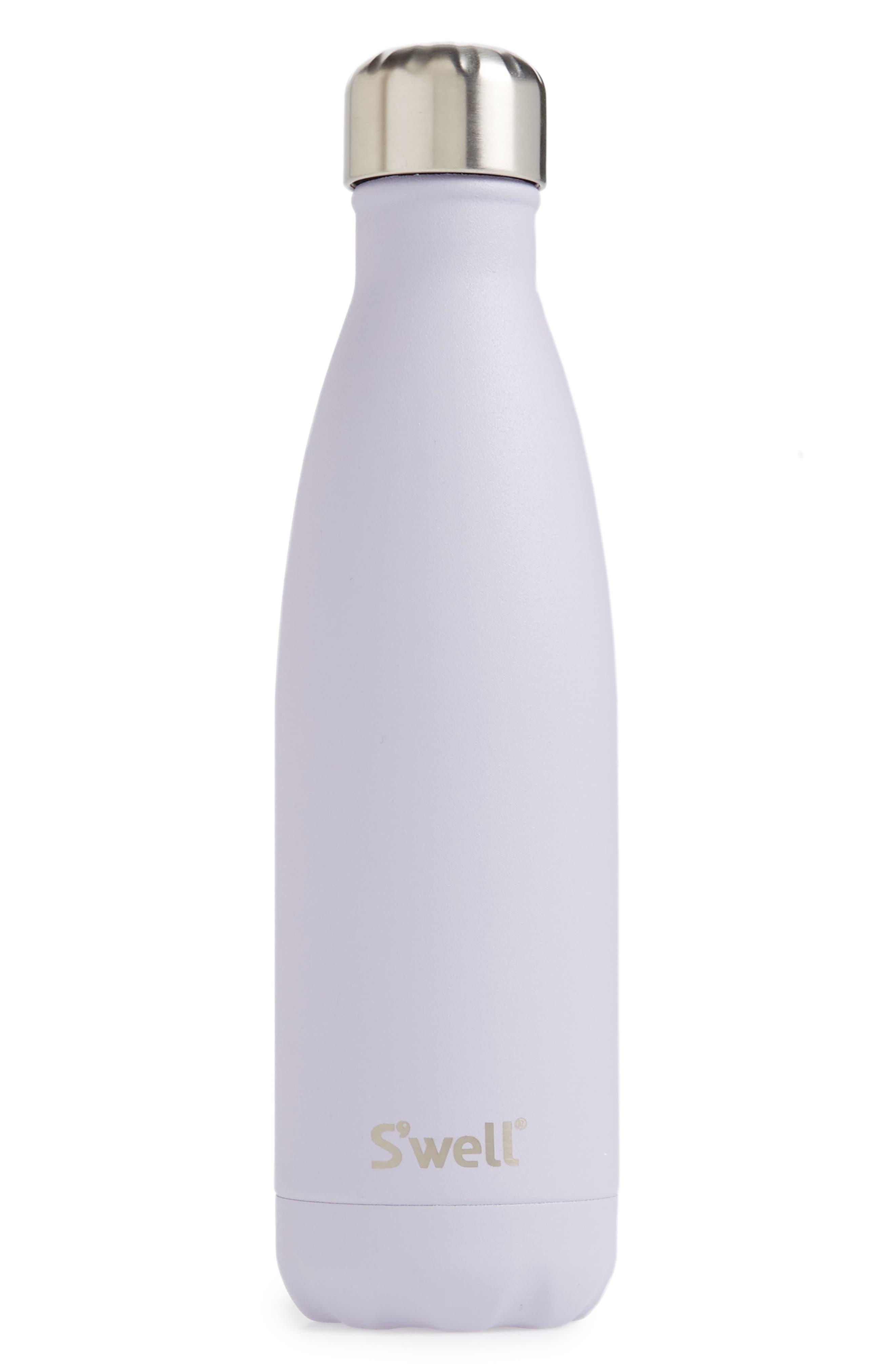 Purple Garnet Insulated Stainless Steel Water Bottle,                             Main thumbnail 1, color,                             Purple Garnet
