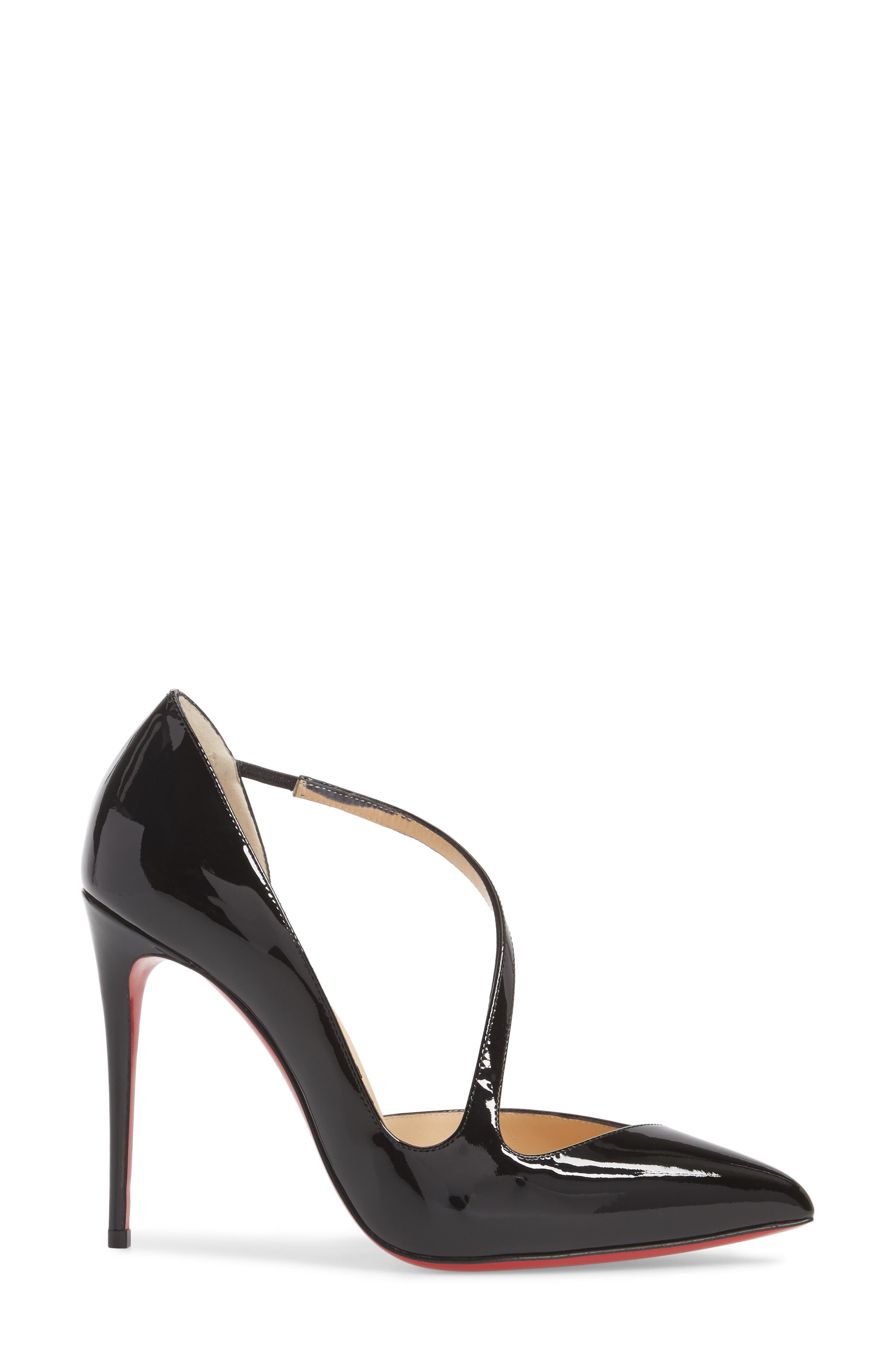 Alternate Image 3  - Christian Louboutin Strappy Half d'Orsay Pump