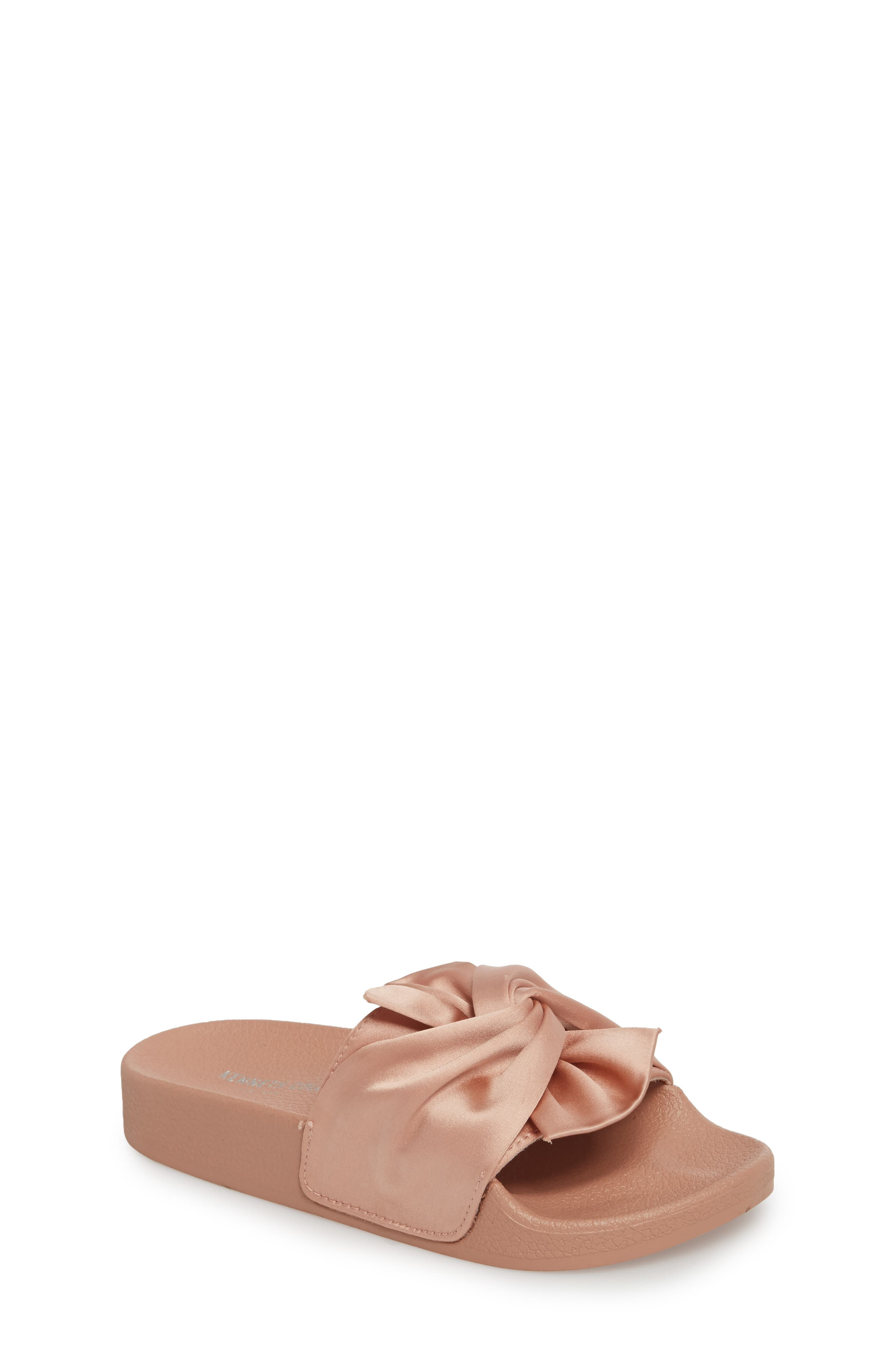 Reaction Kenneth Cole Shower Twist Slide Sandal (Toddler, Little Kid & Big Kid)