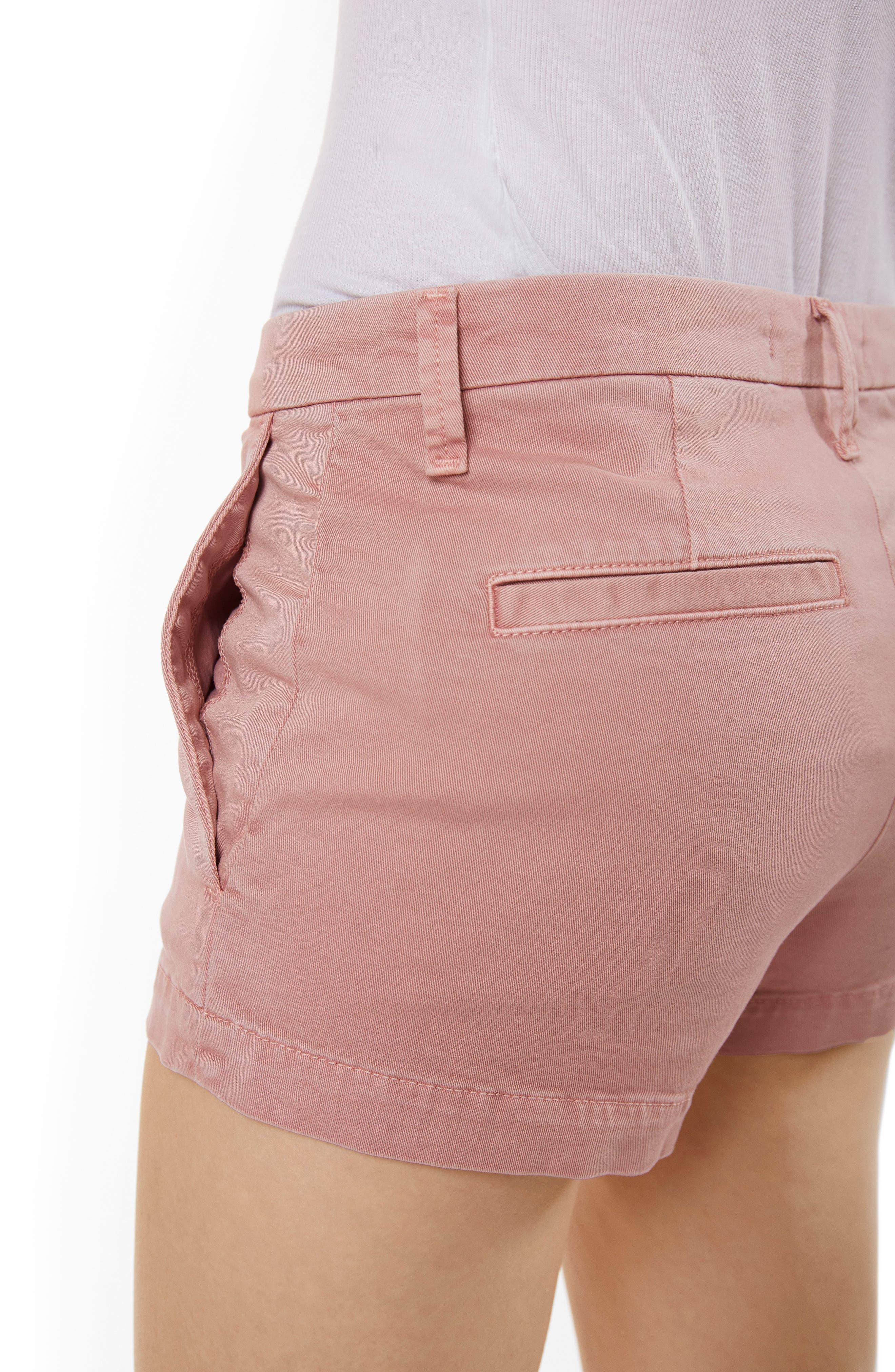 Alternate Image 5  - J Brand Clara Twill Shorts