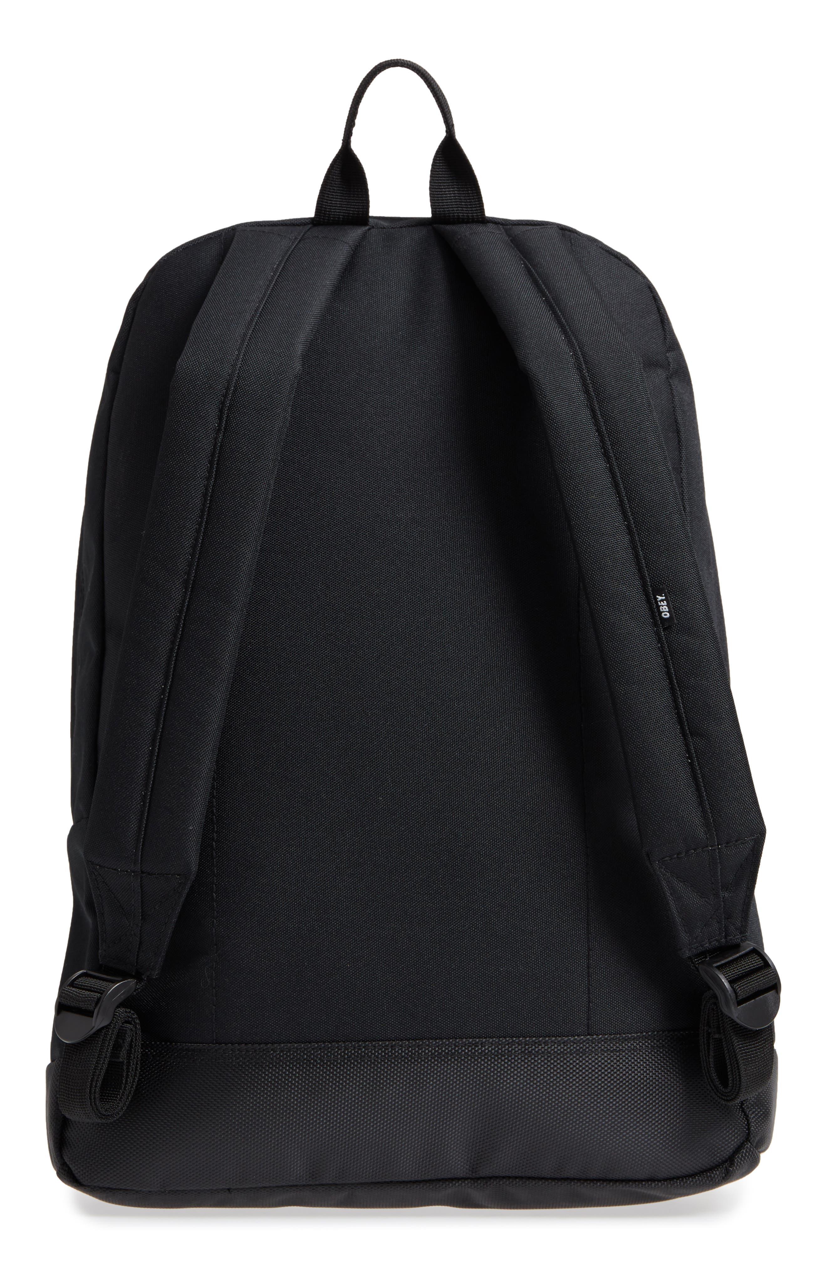 Drop Out Juvee Backpack,                             Alternate thumbnail 3, color,                             Black