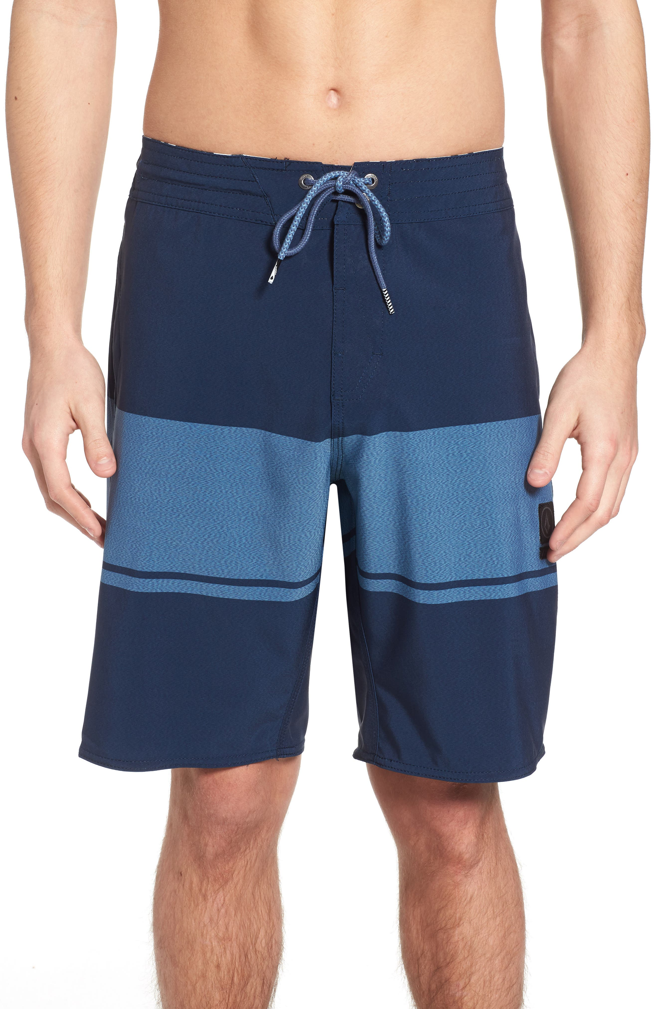 Quarter Static Stoney Board Shorts,                             Main thumbnail 1, color,                             Ind
