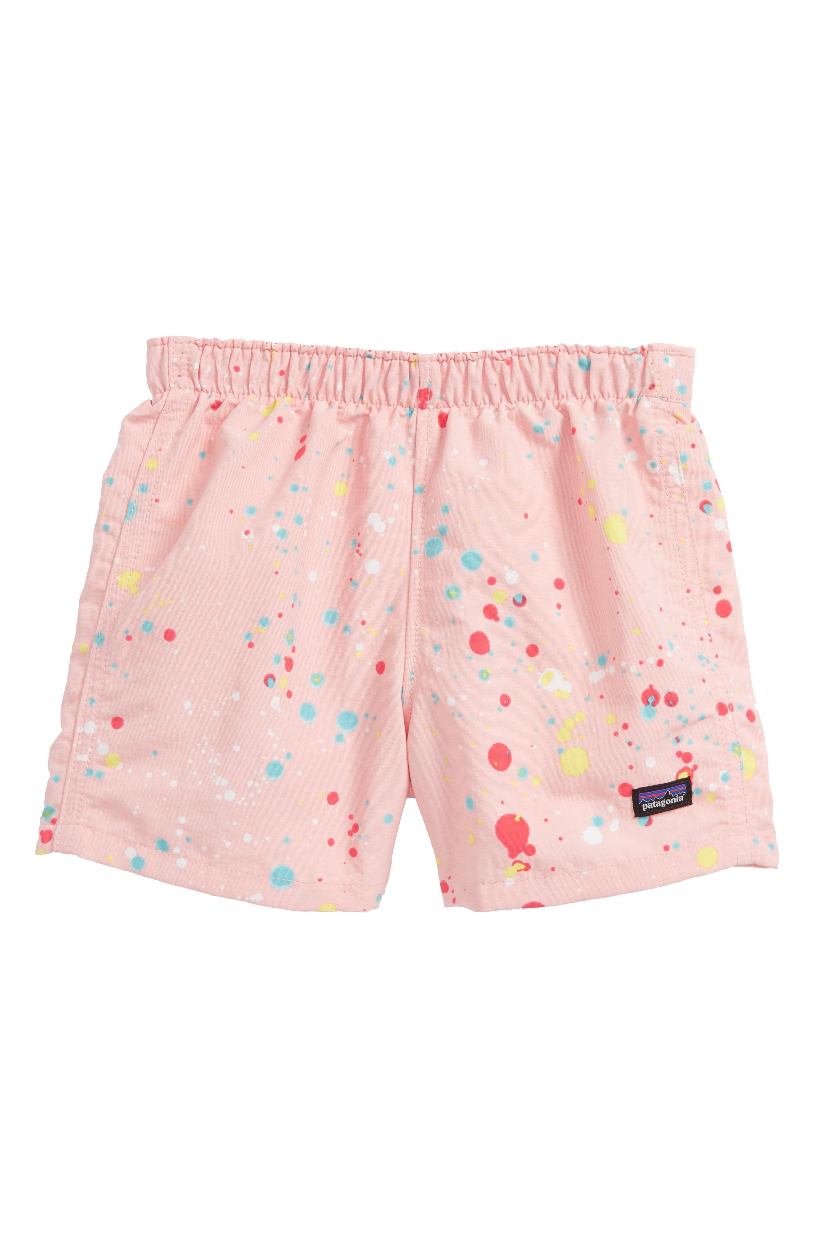 Baggies<sup>™</sup> Cover-Up Shorts,                         Main,                         color, Sqsf Sequoia Feather Pink