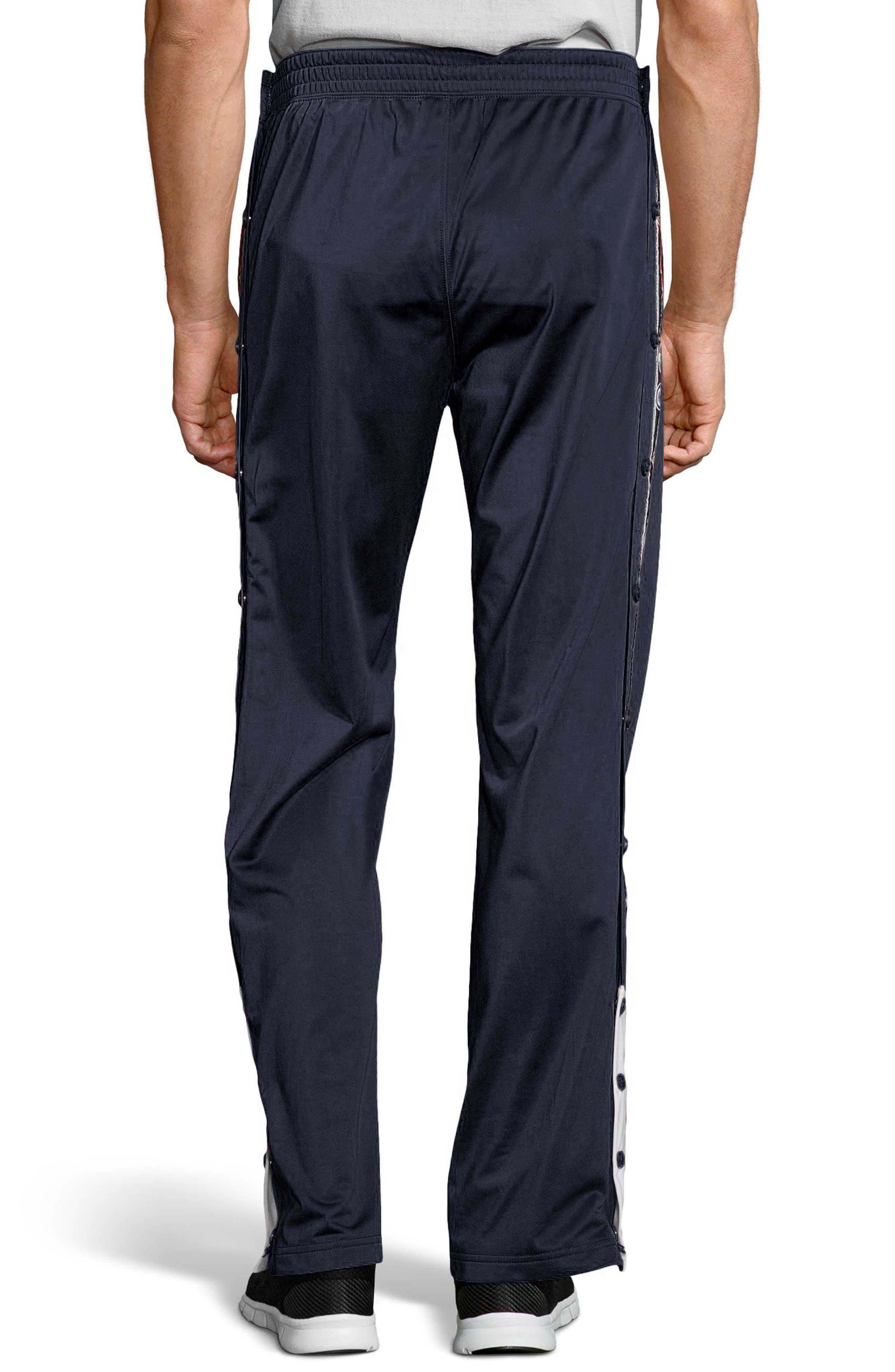 Polywarp Knit Pants,                             Alternate thumbnail 2, color,                             Navy