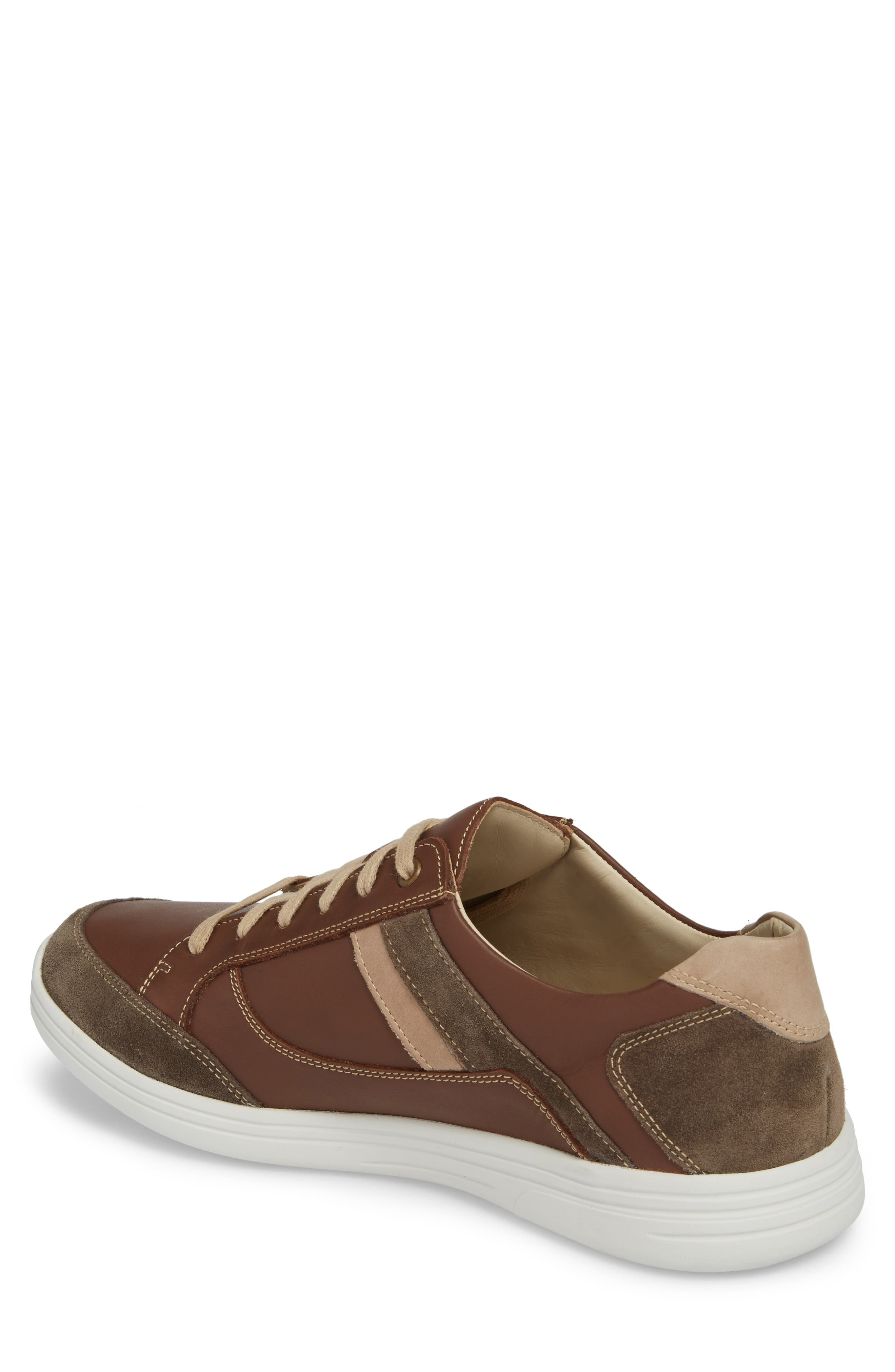 'Frank GoWing' Sneaker,                             Alternate thumbnail 2, color,                             Dark Taupe