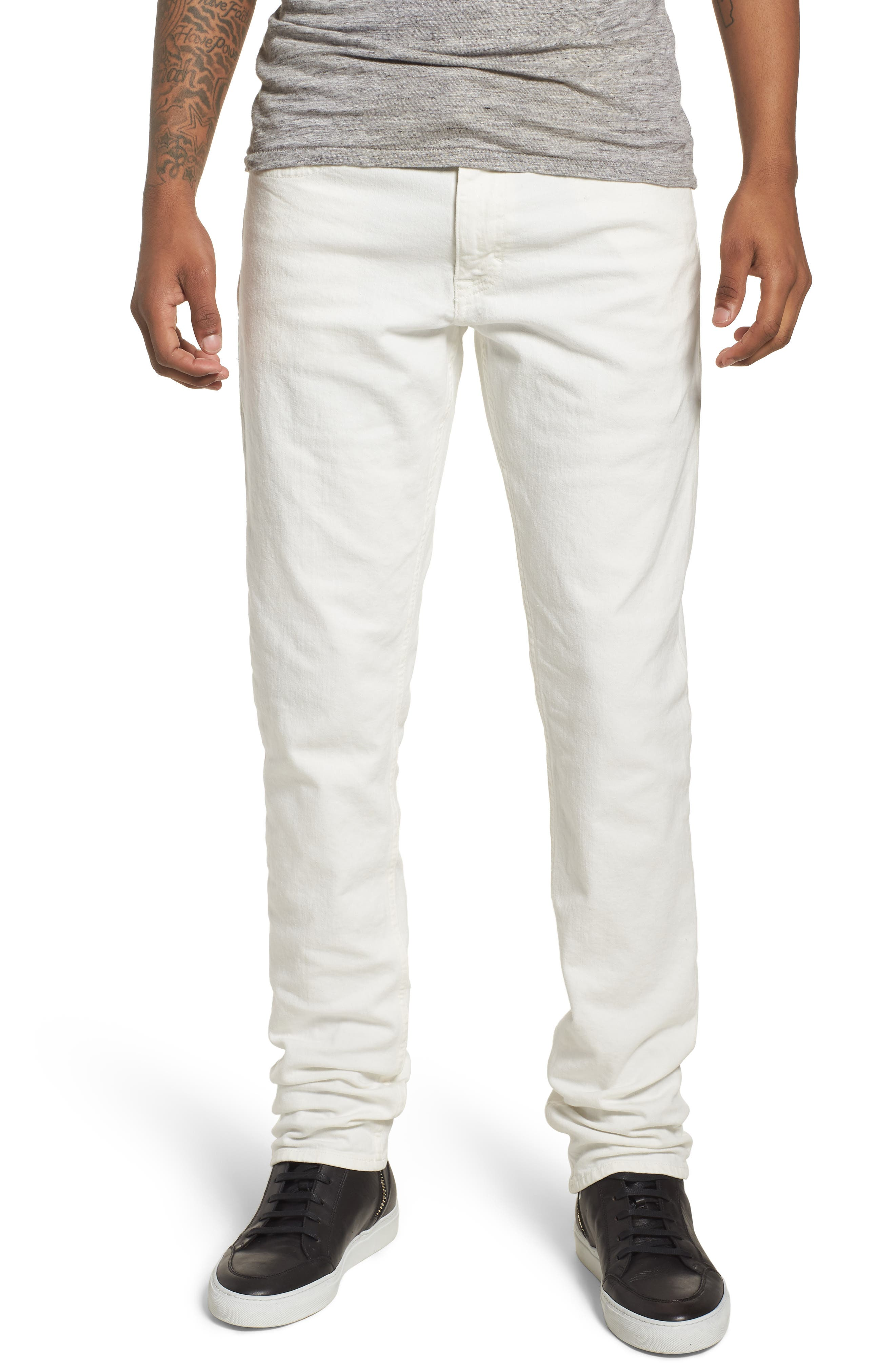 Calvin Klein Jeans Slim Fit Jeans (Glass)