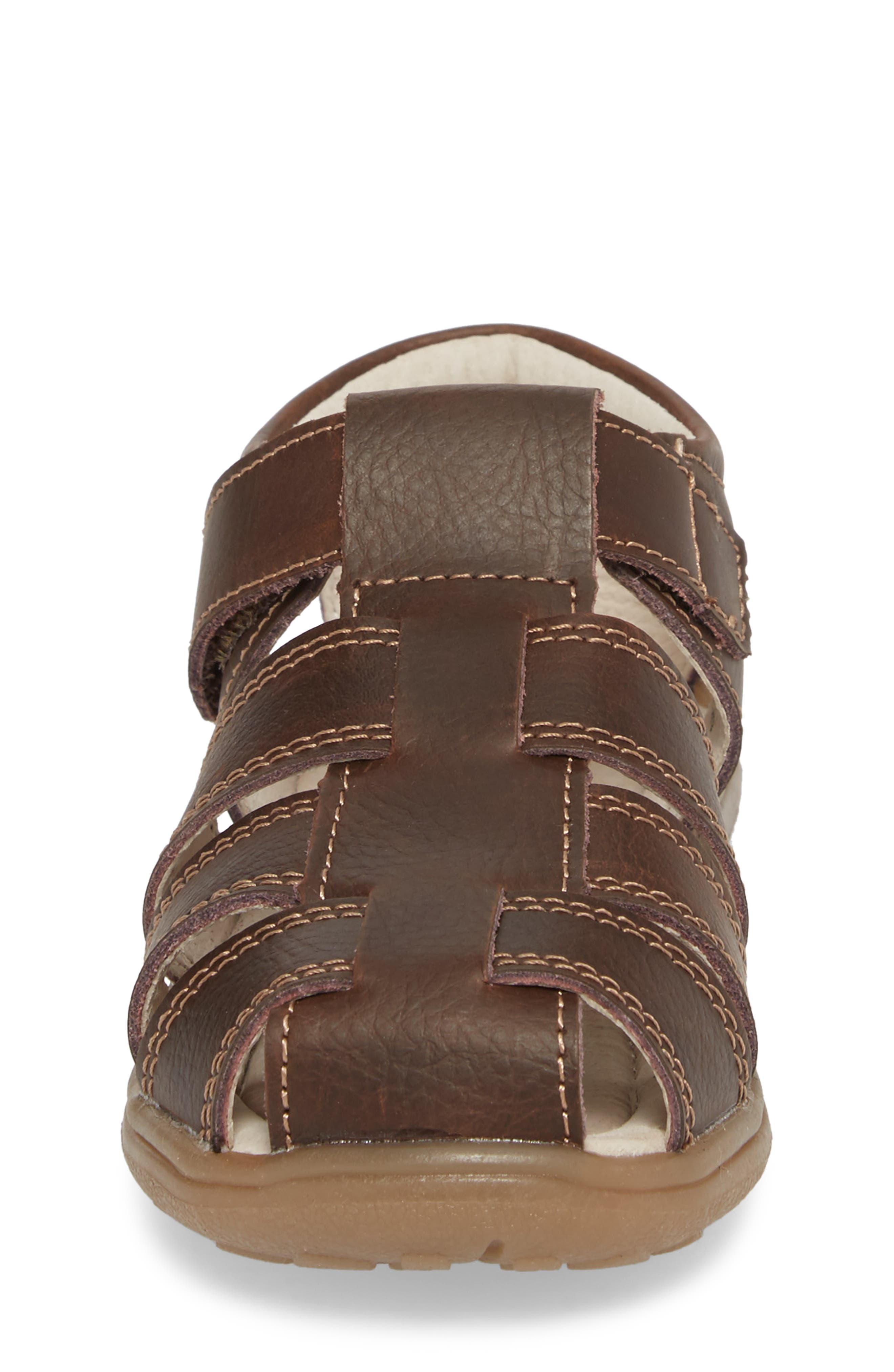 Alternate Image 4  - See Kai Run Jude III Fisherman Sandal (Toddler & Little Kid)